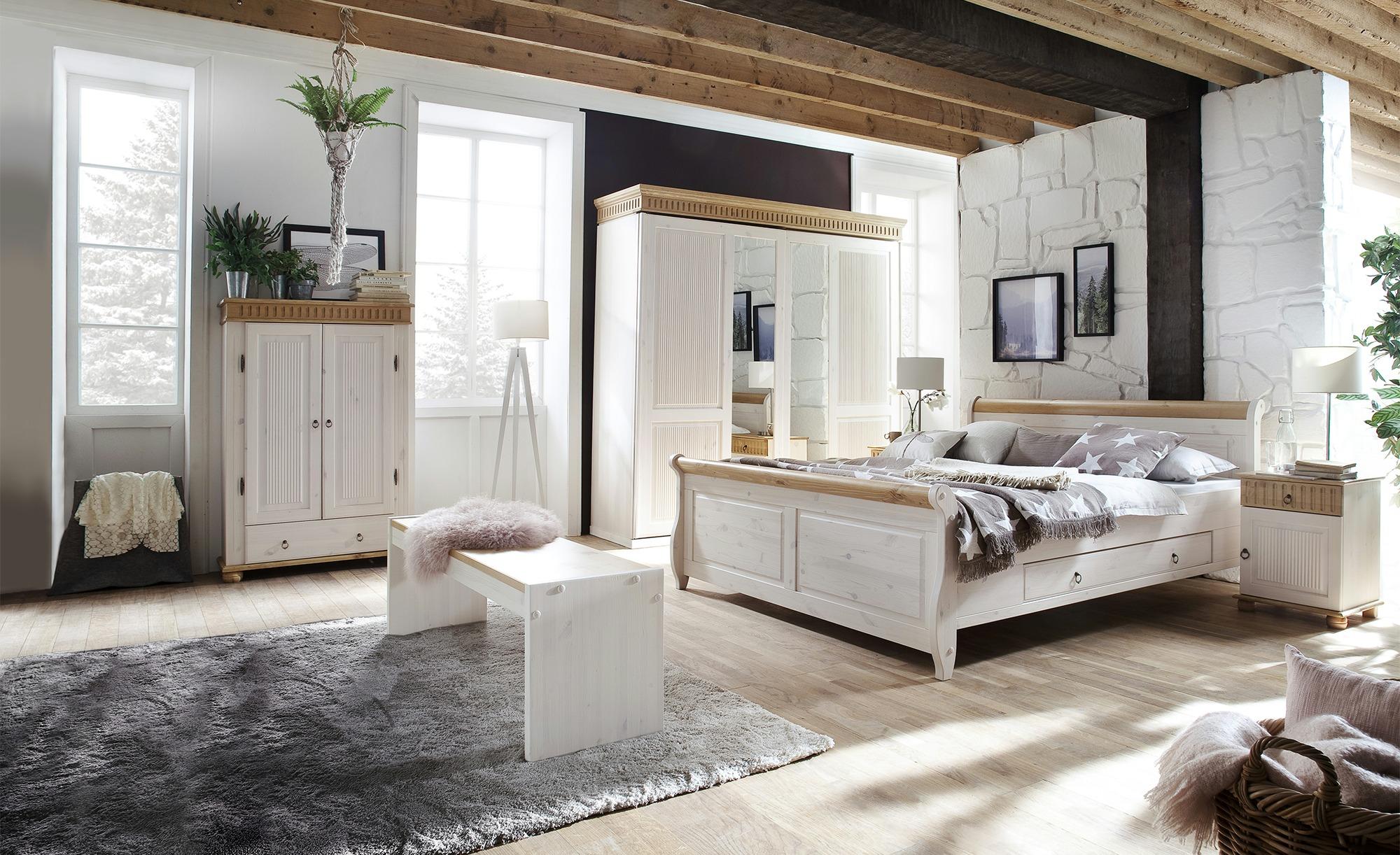schlafzimmer landhausstil höffner
