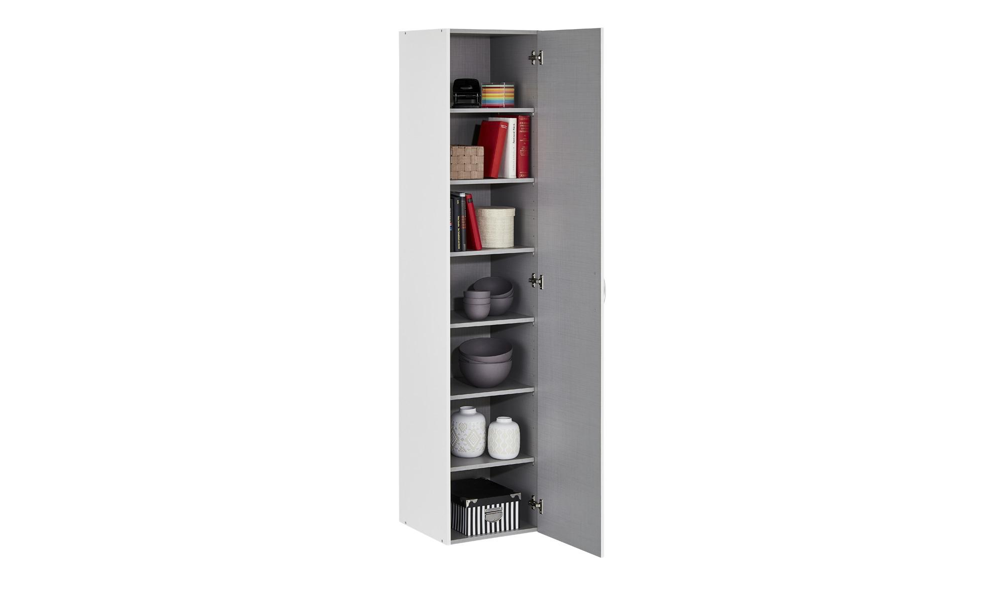 schrank 1 t rig multiraumkonzept wei h ffner. Black Bedroom Furniture Sets. Home Design Ideas