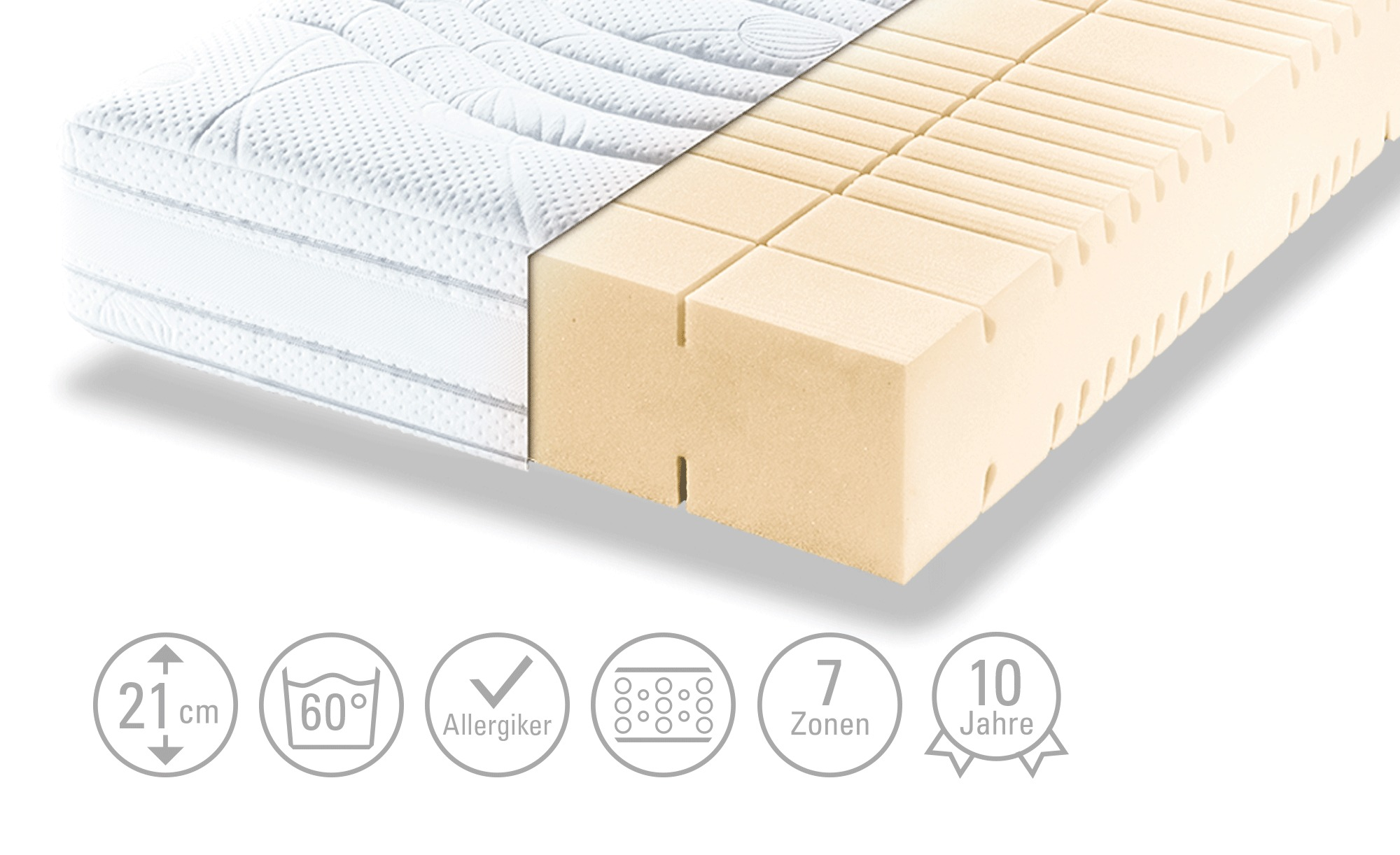 0a9959fd5310ae Kaltschaum-matratzen online kaufen