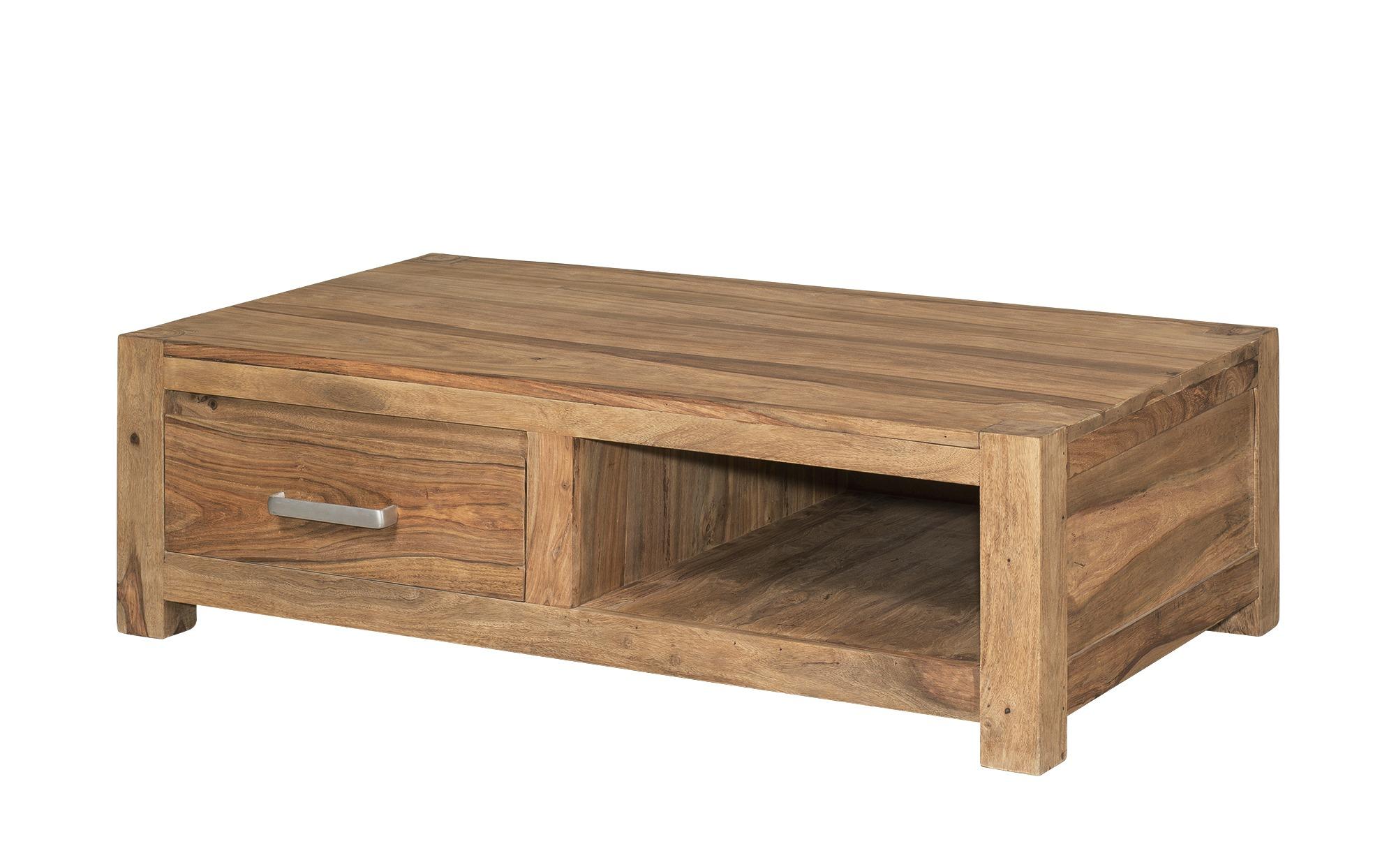Couchtisch   Amarillo ¦ holzfarben ¦ Maße (cm): B: 70 H: 36,5 Tische > Couchtische > Couchtische rechteckig - Höffner