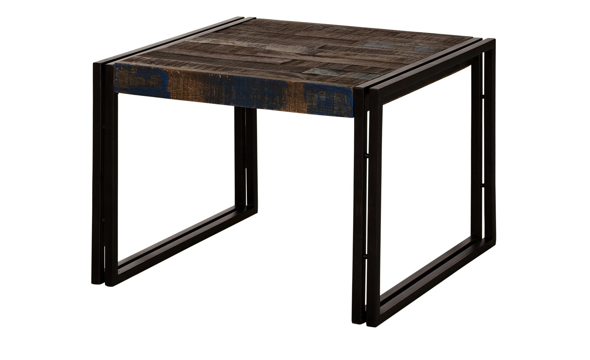 Couchtisch  Loft ¦ holzfarben ¦ Maße (cm): B: 60 H: 45 T: 60 Tische > Couchtische > Couchtisch Massivholz - Höffner
