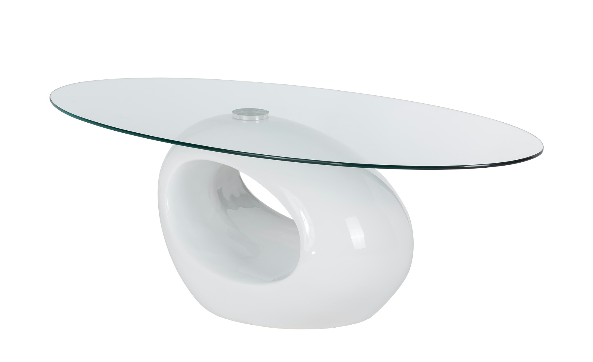 Couchtisch Glas Oval Corsica Mobel Hoffner