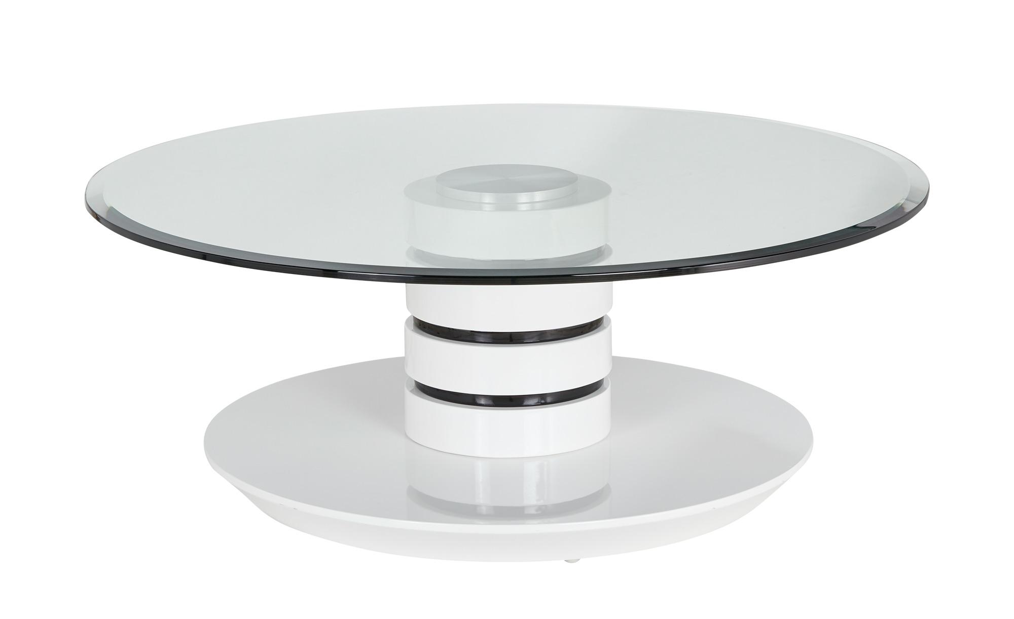 Couchtisch   Jesse ¦ mehrfarbig ¦ Maße (cm): H: 39 Ø: [100.0] Tische > Couchtische > Couchtische andere Formen - Höffner