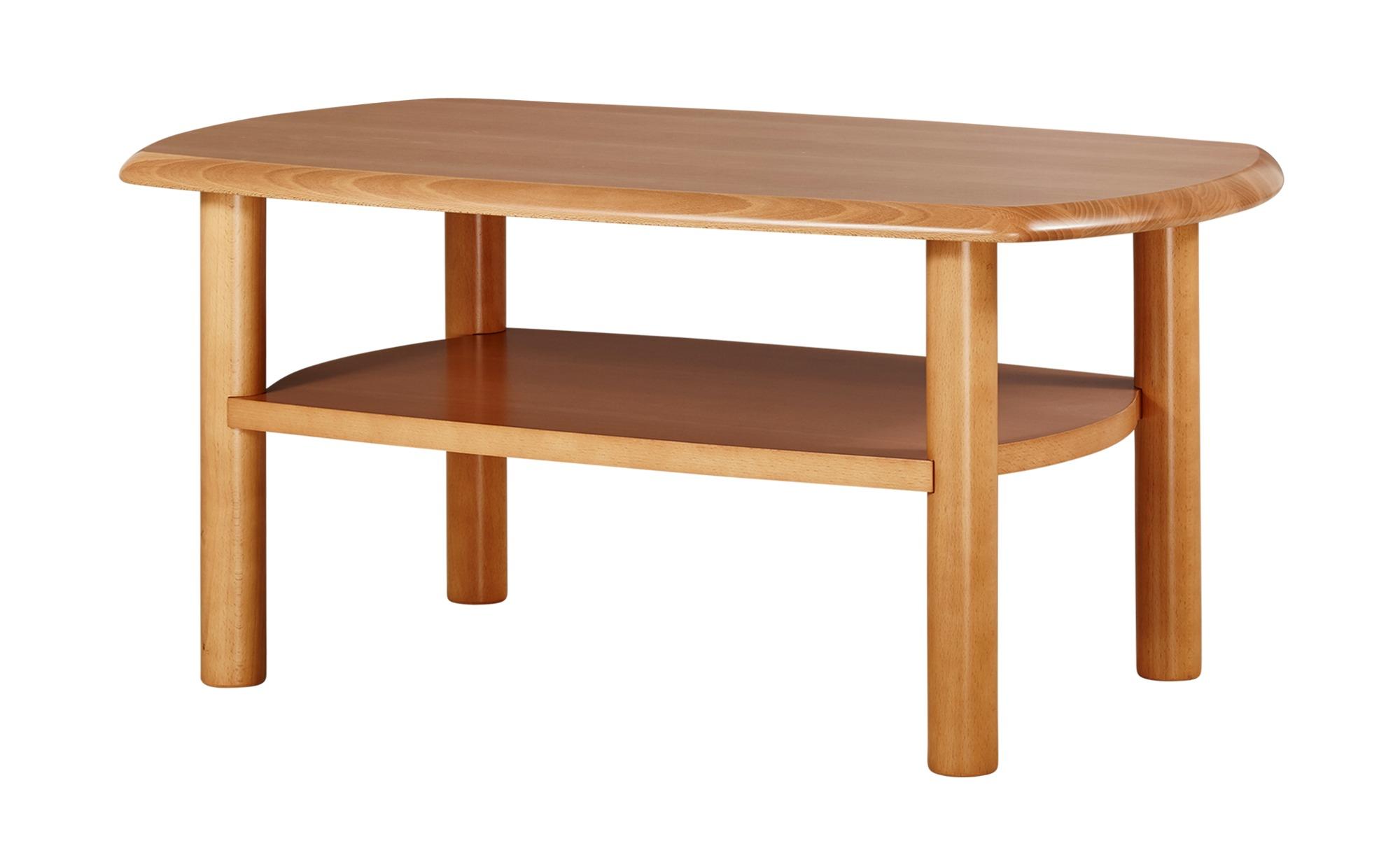 Couchtisch  Hamal ¦ holzfarben ¦ Maße (cm): B: 60 H: 48 T: 60 Tische > Couchtische > Couchtisch Massivholz - Höffner
