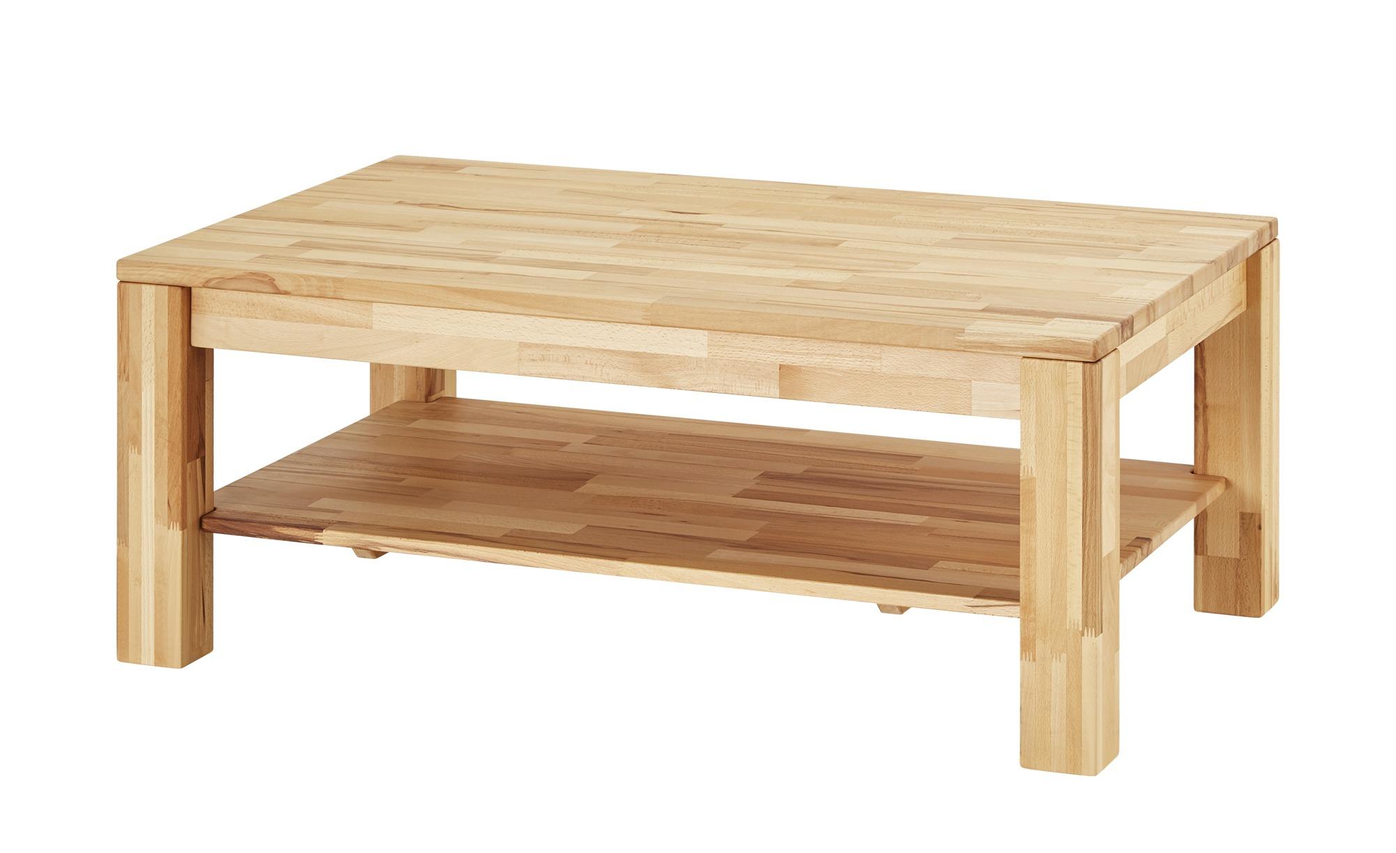 Couchtisch  Dänholm ¦ holzfarben ¦ Maße (cm): B: 70 H: 45 T: 70 Tische > Couchtische > Couchtisch Massivholz - Höffner