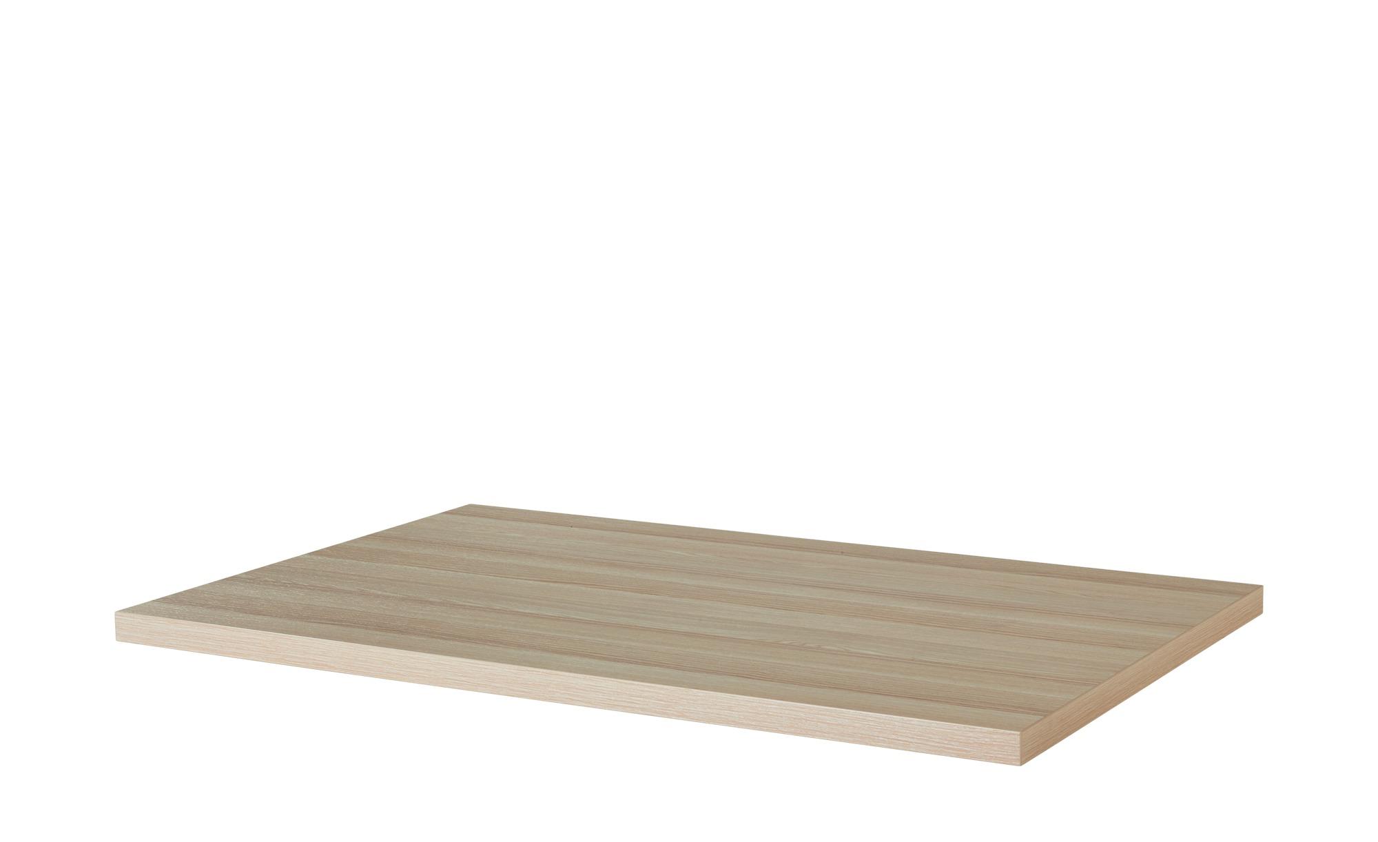 Schreibtischplatte  Rhein ¦ holzfarben ¦ Maße (cm): B: 150 H: 3,5 T: 80 Tische > Tischplatten - Höffner