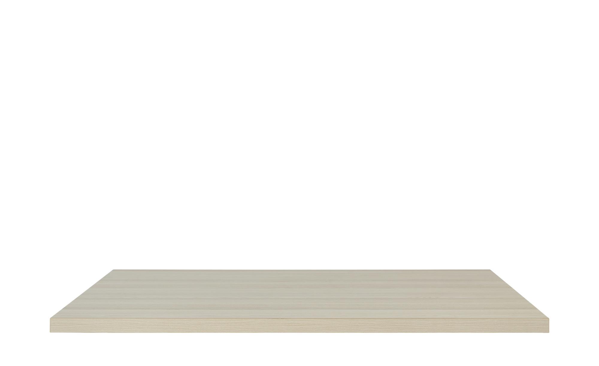 Schreibtischplatte  Rhein ¦ holzfarben ¦ Maße (cm): B: 120 H: 3|5 T: 80 Tische > Tischplatten - Höffner | Büro > Bürotische > Bürotische-Zubehör | Möbel Höffner DE