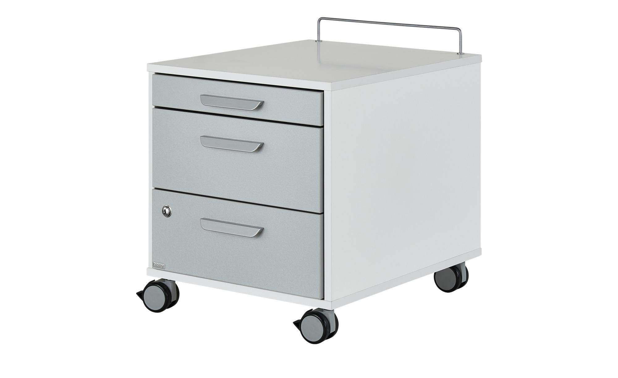 PAIDI Rollcontainer   Tablo ¦ weiß ¦ Maße (cm): B: 44,4 H: 51,2 T: 54,7 Schränke > Rollcontainer - Höffner