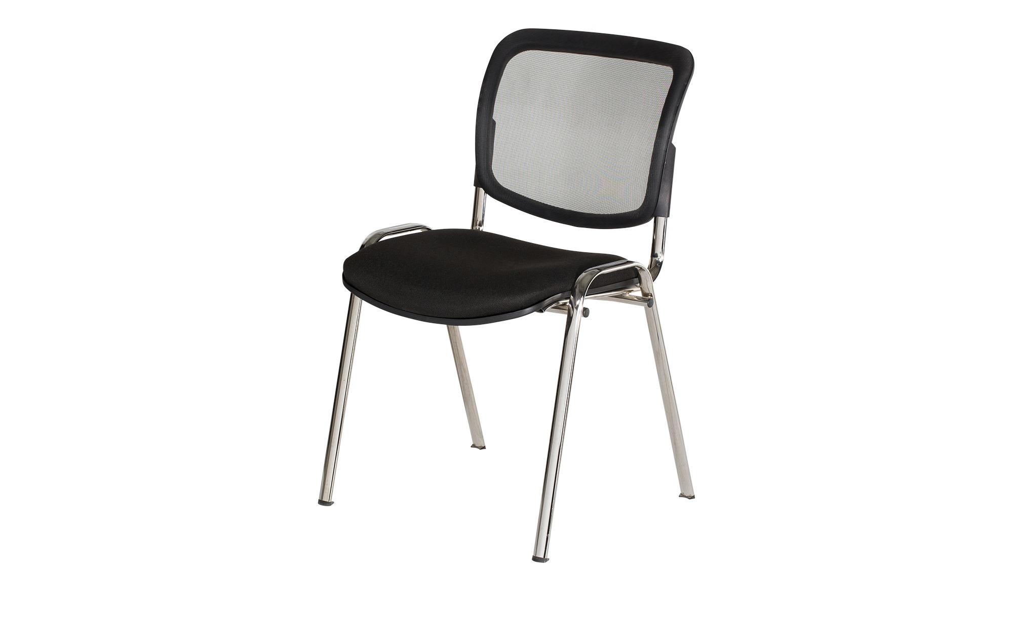home worx Konferenzstuhl  Home Worx Office 400 ¦ schwarz Stühle > Bürostühle > Konferenzstühle - Höffner | Büro > Bürostühle und Sessel  > Konferenzstühle | Schwarz | Möbel Höffner DE