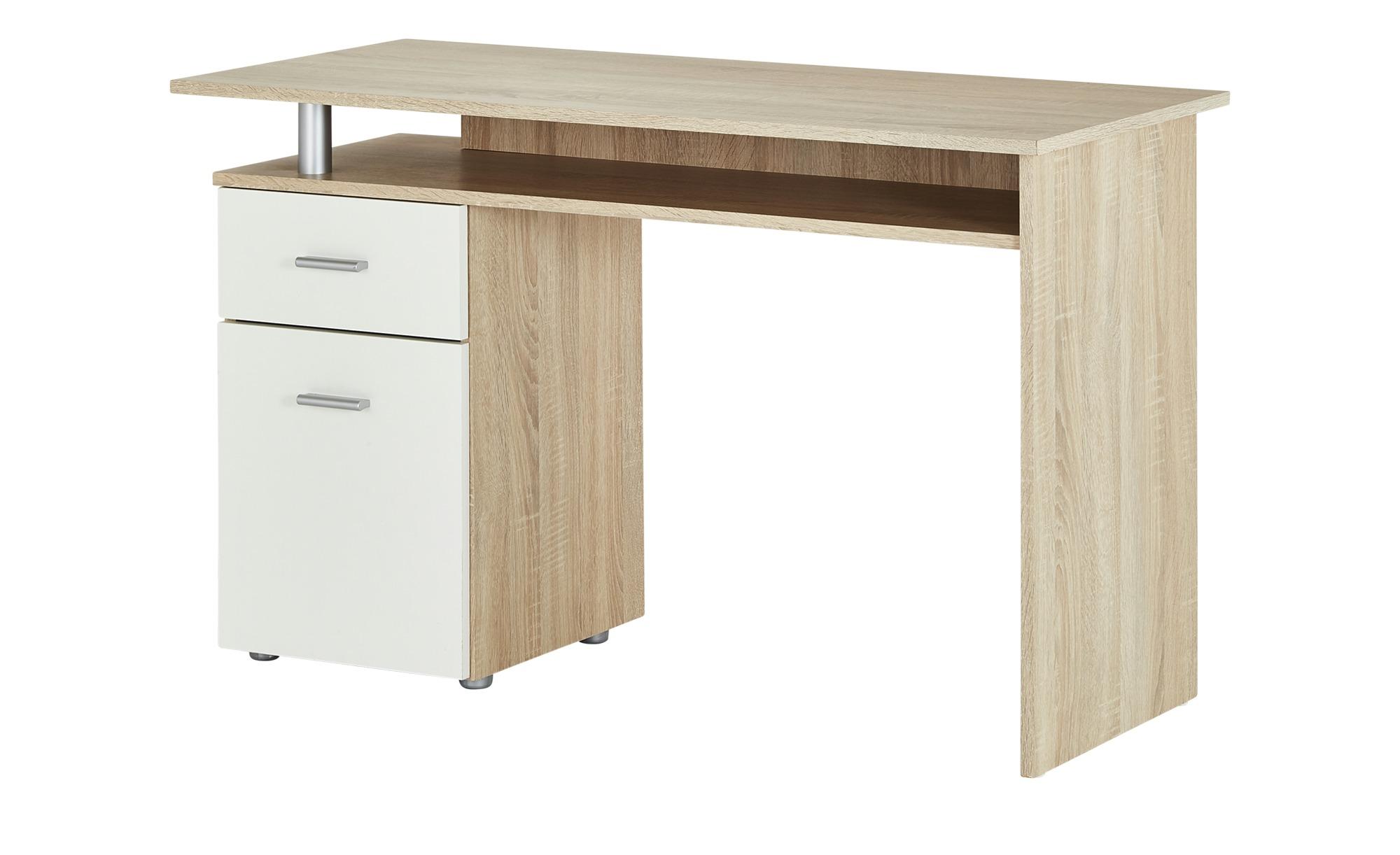 PC-Tisch  Drin ¦ holzfarben ¦ Maße (cm): B: 112 H: 71 T: 50 Tische > Schreibtische - Höffner