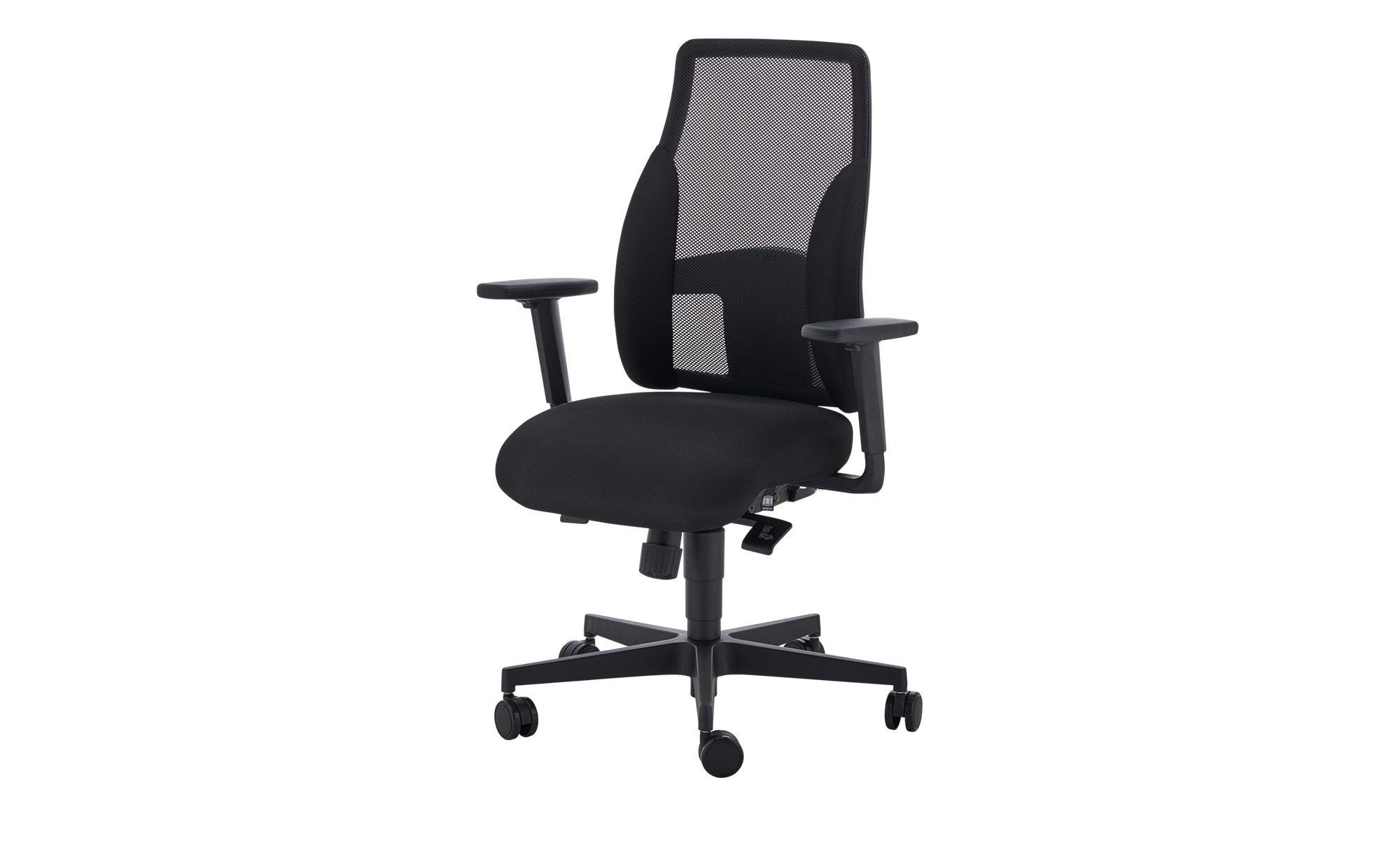 Profi ¦ Höffner Drehstühle Sitness Schwarz Stühlegt; Bürostühle Comfort Bürodrehstuhl 8OPZwXn0kN