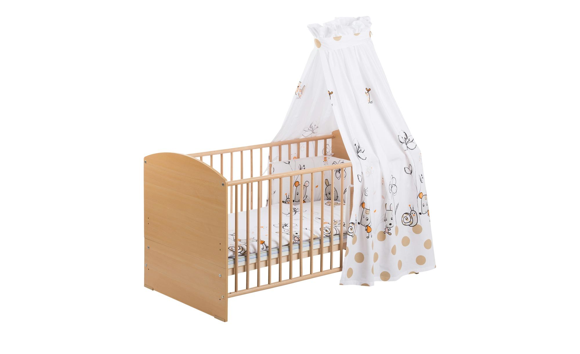 Kinderbett-Komplettset 'Frühling'
