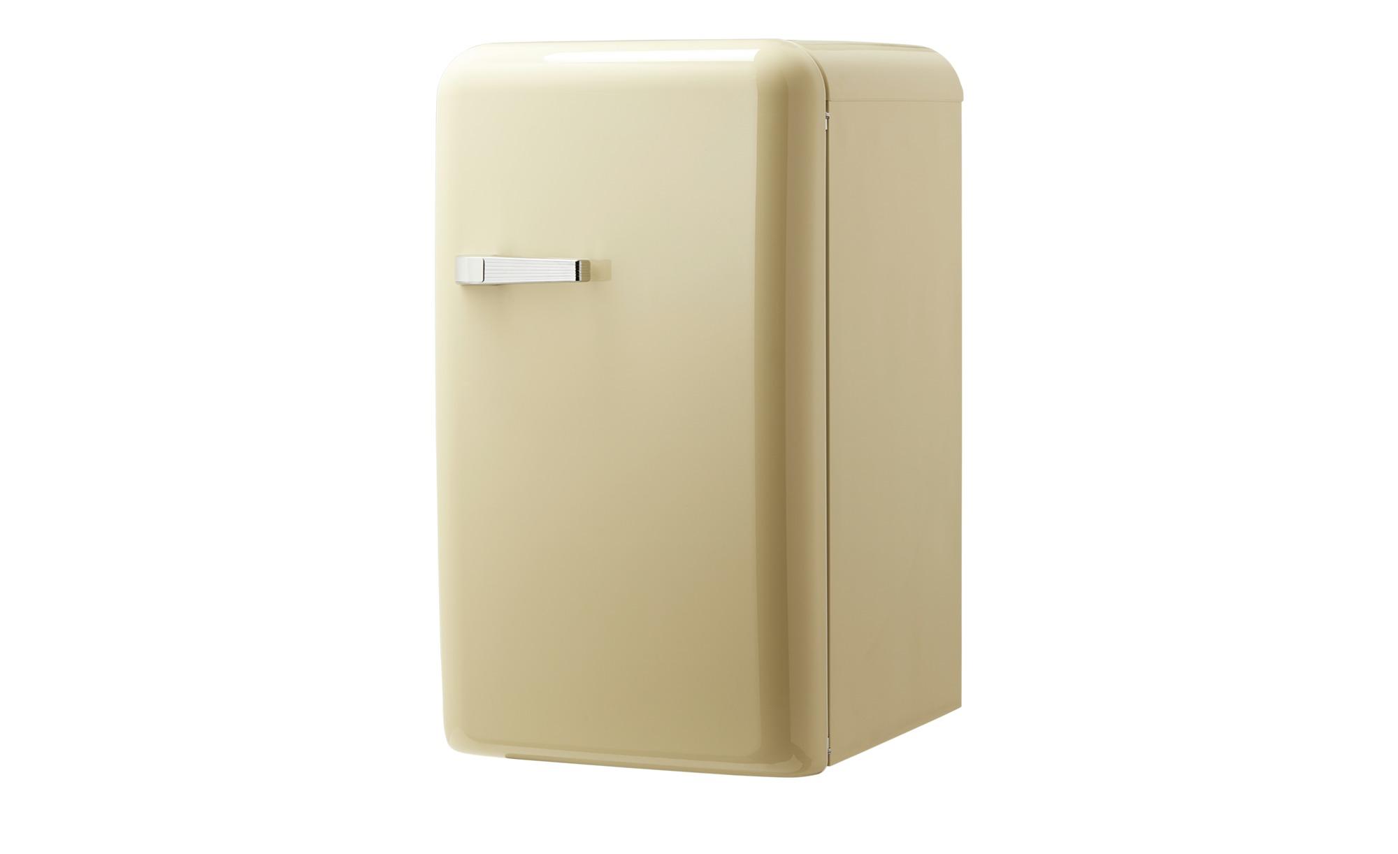 Retro Kühlschrank Creme : Khg kühlschrank ksr mg c creme möbel höffner