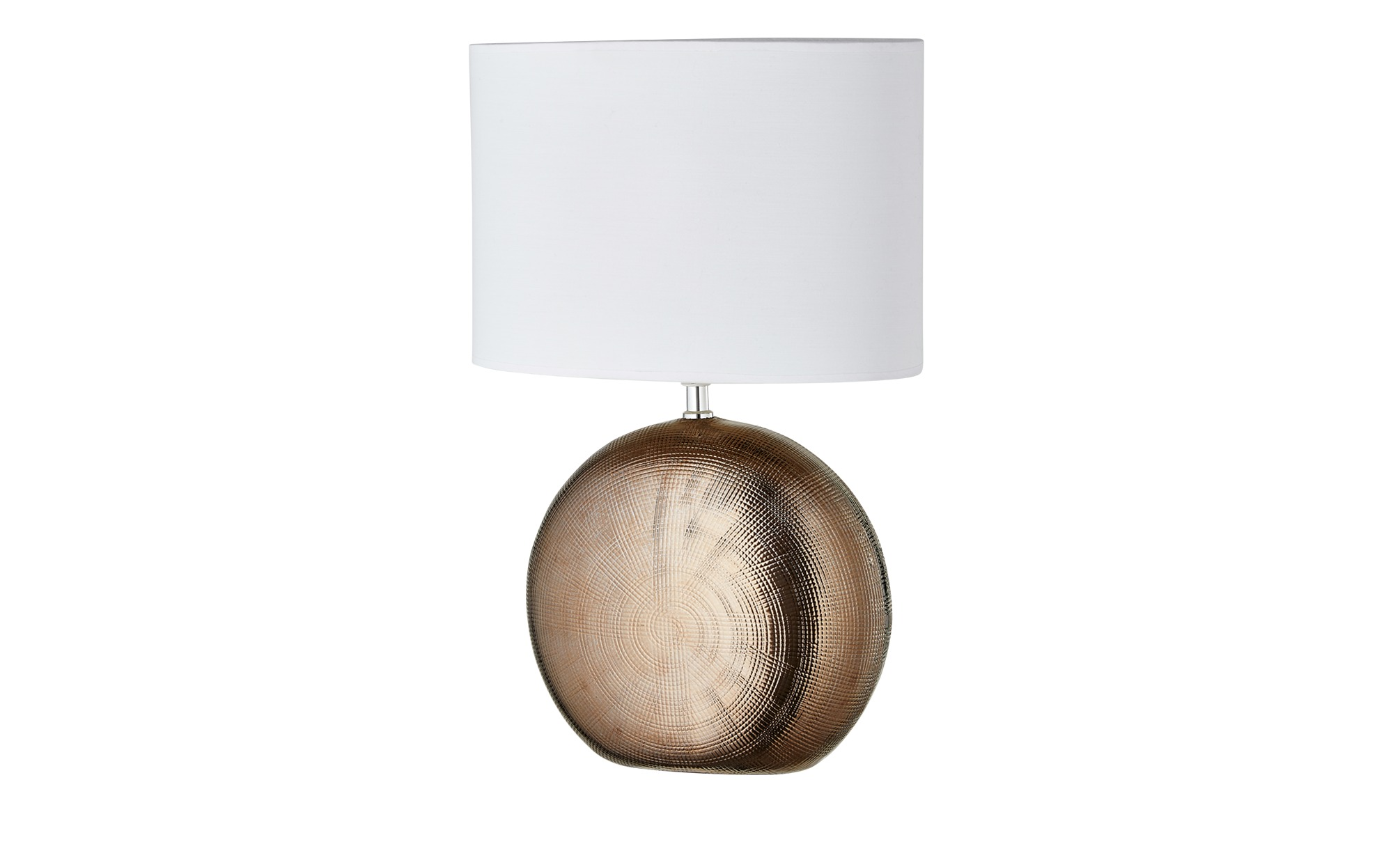 Tischleuchte  Tischleuchte ¦ gold ¦ Maße (cm): B: 34 H: 53 Lampen & Leuchten > Innenleuchten > Tischlampen - Höffner