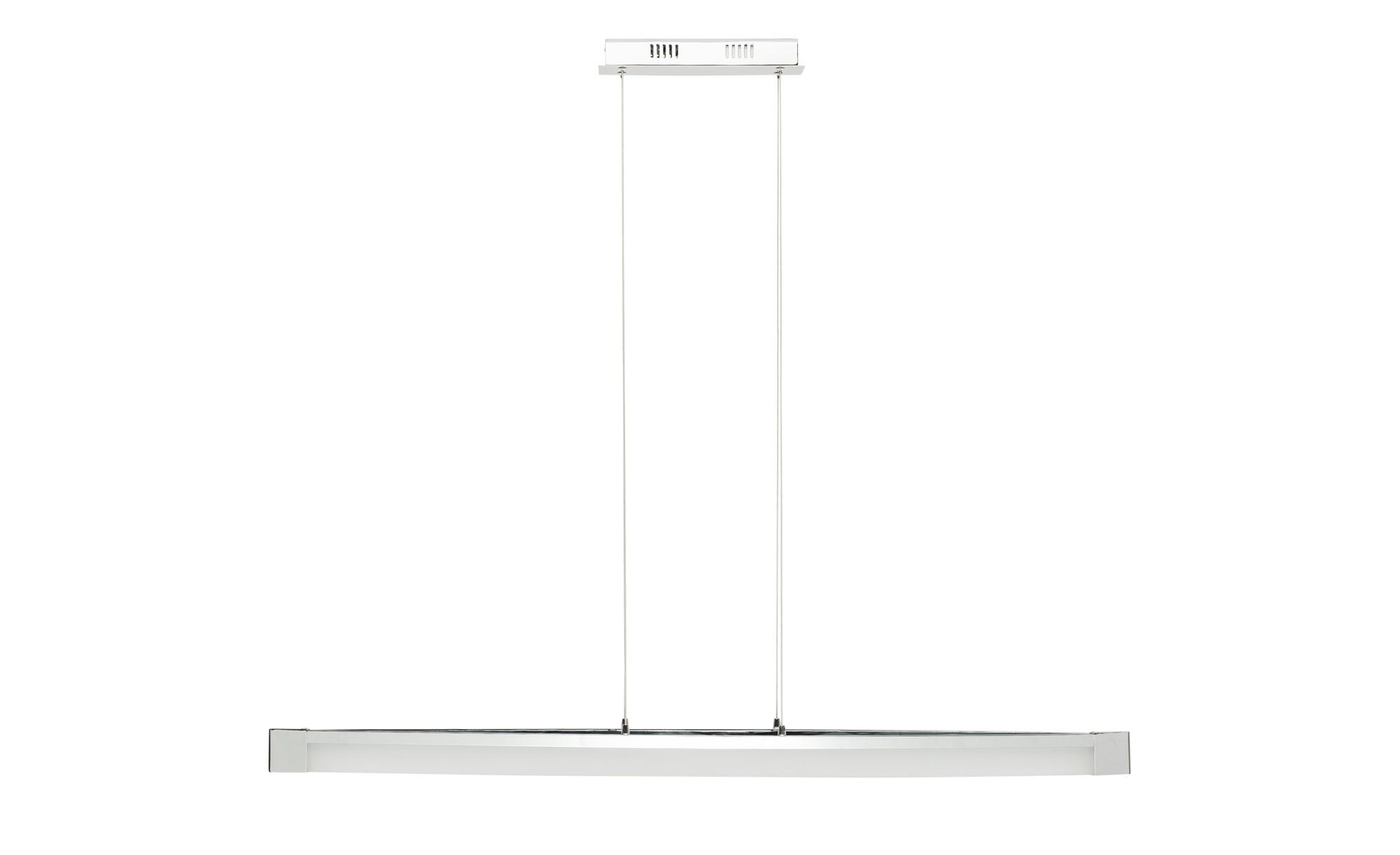Wofi LED-Pendelleuchte chrom ¦ silber ¦ Maße (cm): B: 14,5 H: 150 Lampen & Leuchten > LED-Leuchten > LED-Pendelleuchten - Höffner