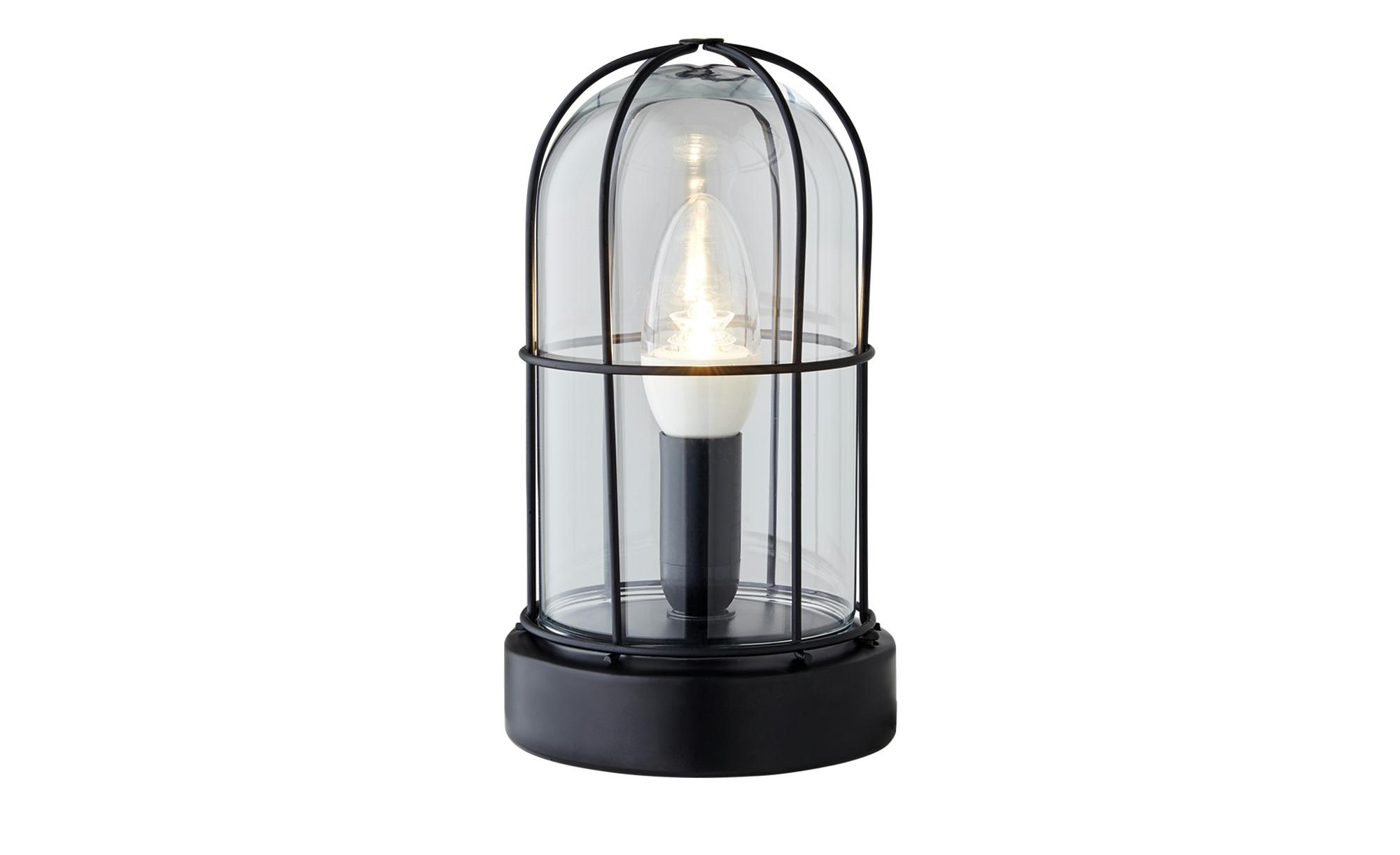 Trio Tischleuchte ¦ schwarz ¦ Maße (cm): H: 22 Ø: [12.5] Lampen & Leuchten > Innenleuchten > Tischlampen - Höffner