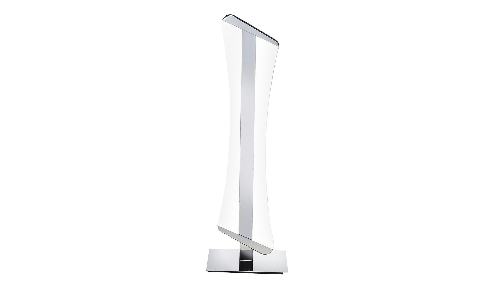 Q-Smart Home Lights Tischleuchte, 2-flammig, Nickel matt ¦ silber ¦ Maße (cm): H: 43,5 Lampen & Leuchten > Innenleuchten > Tischlampen - Höffner