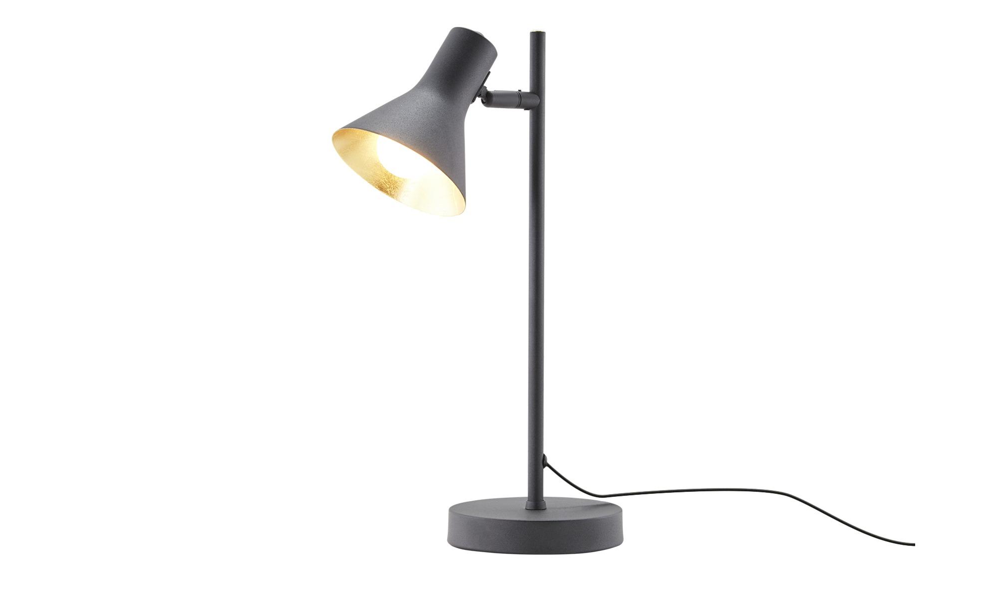 Trio Tischleuchte, 1-flammig ¦ schwarz ¦ Maße (cm): H: 39 Ø: [13.0] Lampen & Leuchten > Innenleuchten > Tischlampen - Höffner
