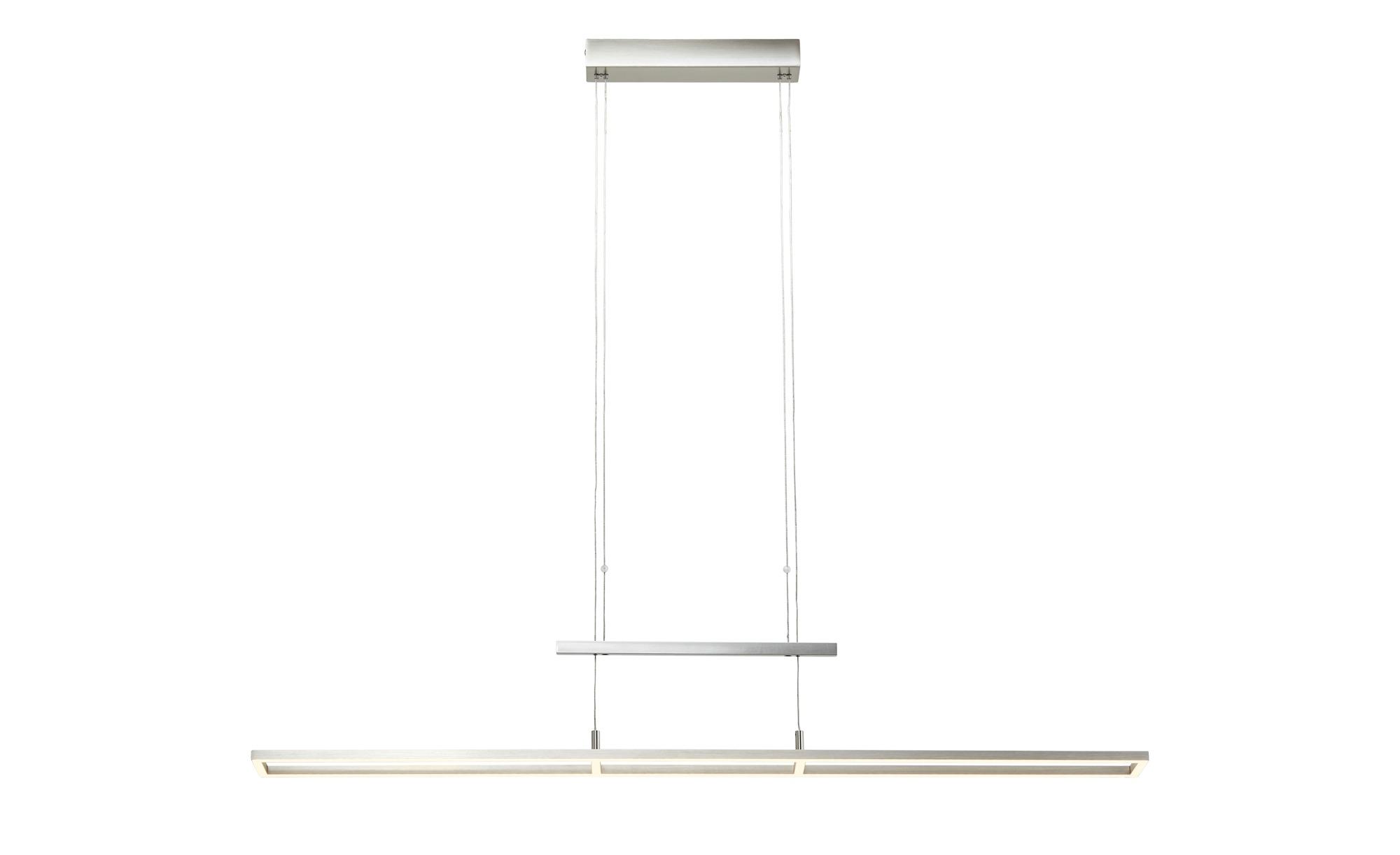 Paul Neuhaus LED-Pendelleuchte, Nickel matt ¦ silber ¦ Maße (cm): B: 10 Lampen & Leuchten > LED-Leuchten > LED-Pendelleuchten - Höffner
