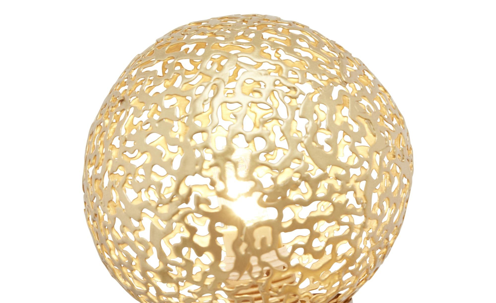 Paul Neuhaus Tischleuchte, 2-flammig rostfarben ¦ braun ¦ Maße (cm): H: 53 Lampen & Leuchten > Innenleuchten > Tischlampen - Höffner
