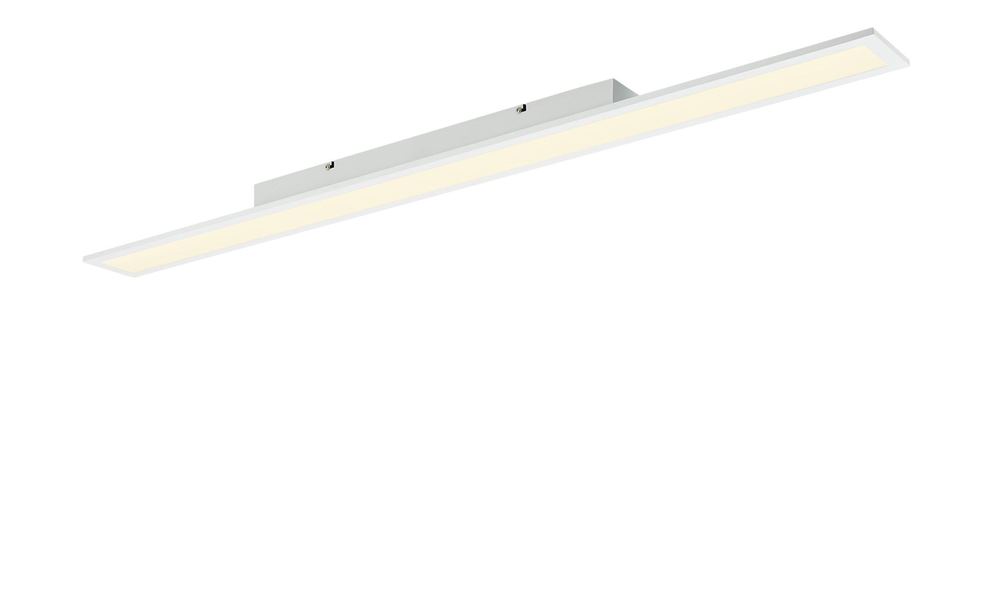 Paul Neuhaus LED-Deckenleuchte, 1-flammig weiß ¦ weiß ¦ Maße (cm): B: 10 H: 5 Lampen & Leuchten > Innenleuchten > Deckenleuchten - Höffner