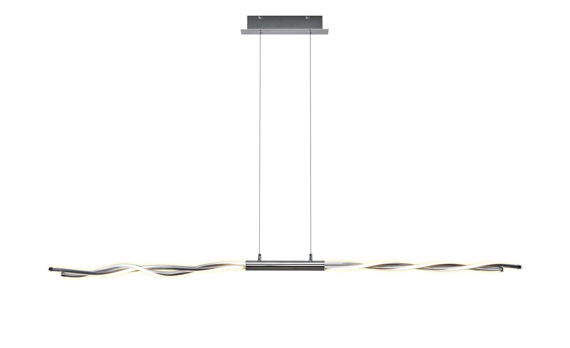 Trio LED-Pendelleuchte, Chrom / Alu ¦ silber ¦ Maße (cm): B: 149 Lampen & Leuchten > LED-Leuchten > LED-Pendelleuchten - Höffner