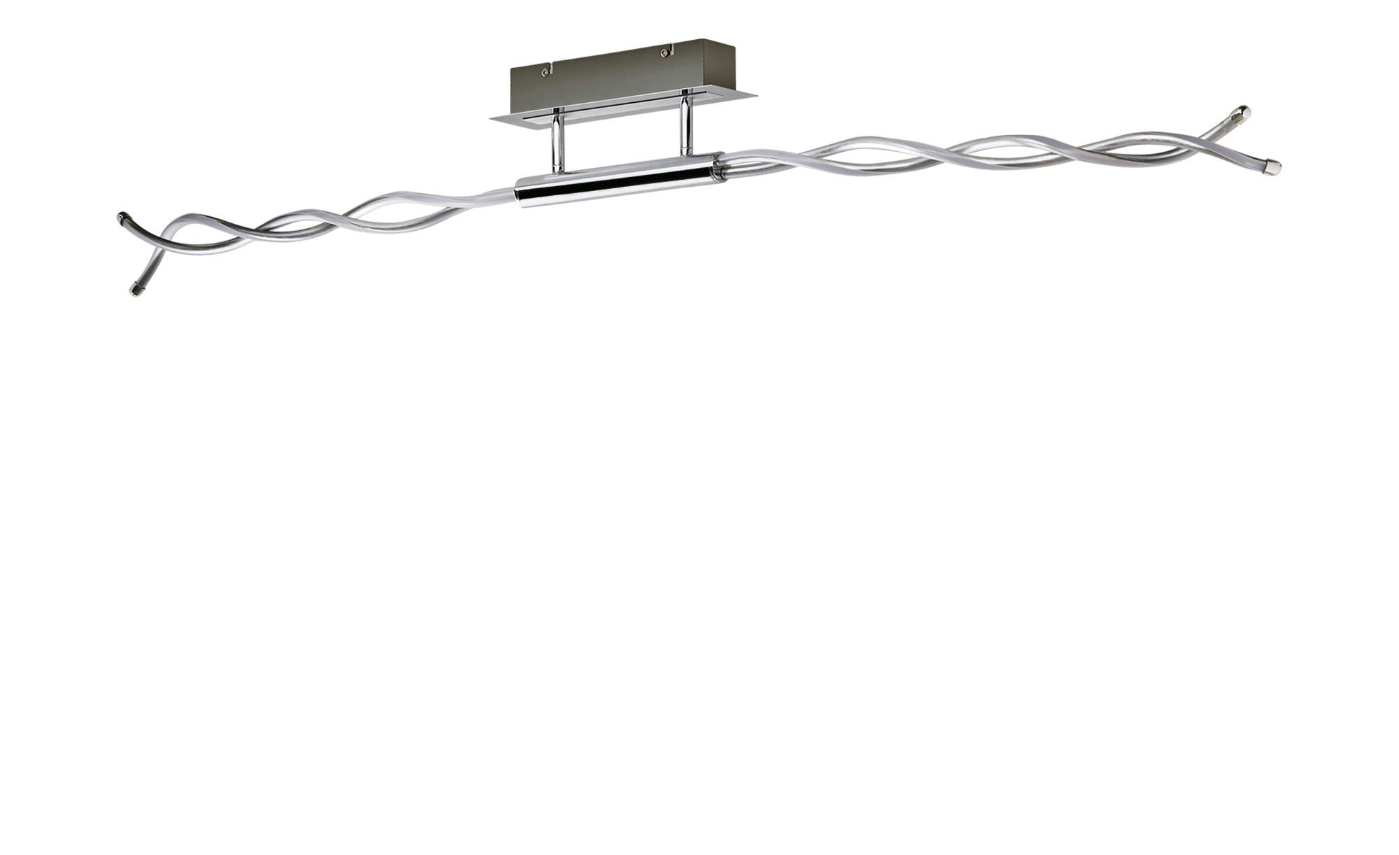 Trio LED-Deckenleuchte ¦ silber ¦ Maße (cm): B: 149 Lampen & Leuchten > Innenleuchten > Deckenleuchten - Höffner