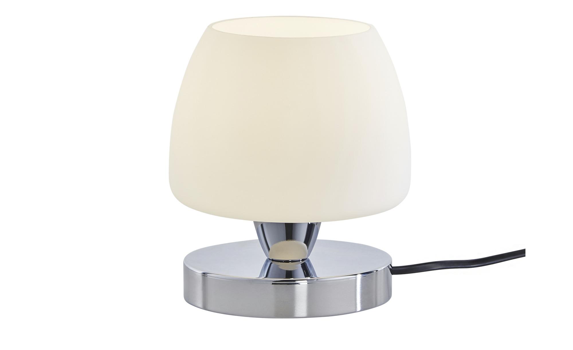 for friends LED-Tischleuchte, 1-flammig ¦ silber ¦ Maße (cm): H: 16 Ø: 13.5 Lampen & Leuchten > Innenleuchten > Tischlampen - Höffner