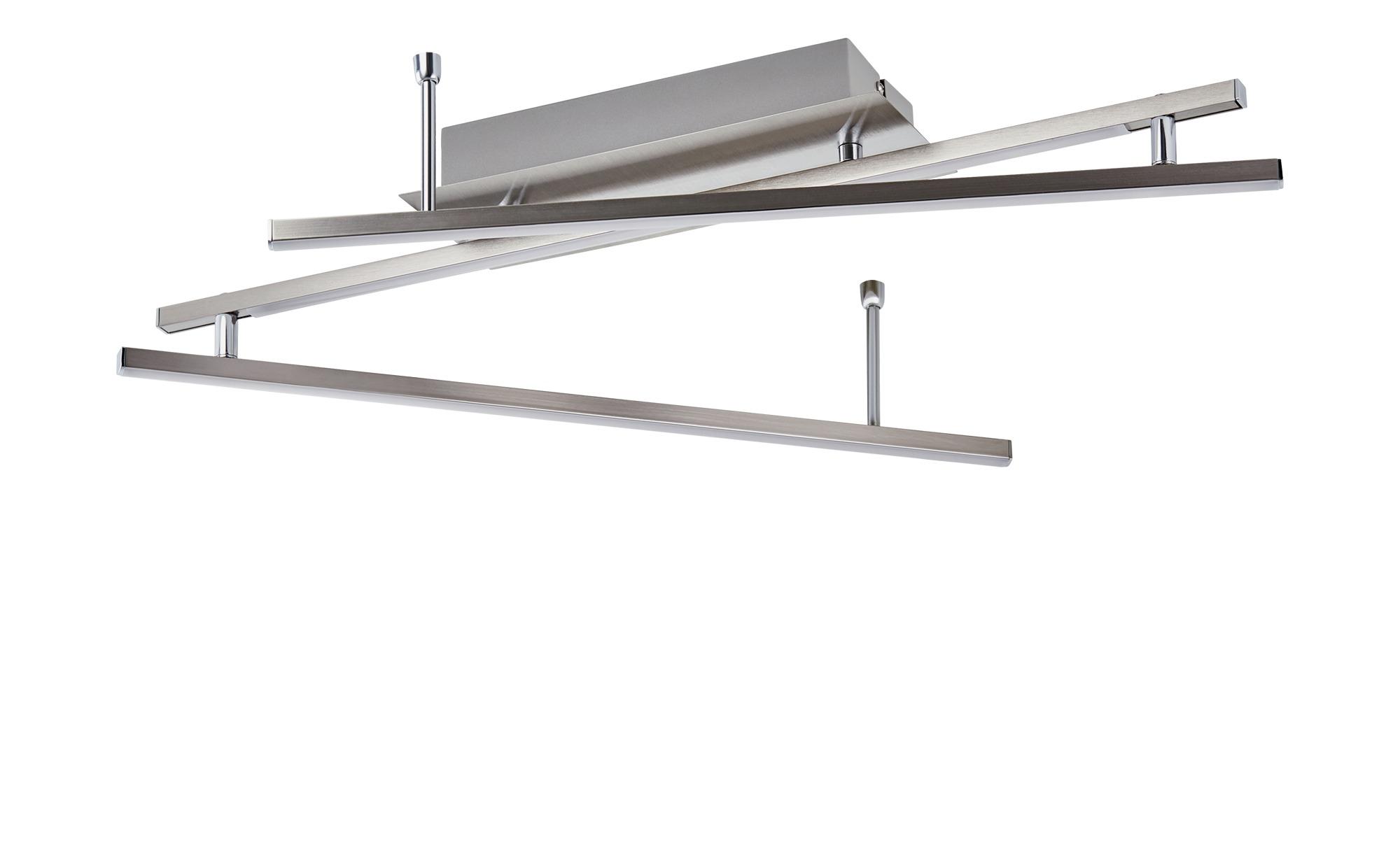 KHG LED-Deckenleuchte, 3-flammig LED-Deckenleuchte 3-flammig ¦ Maße (cm): B: 8 H: 10 Lampen & Leuchten > Innenleuchten > Deckenleuchten - Höffner
