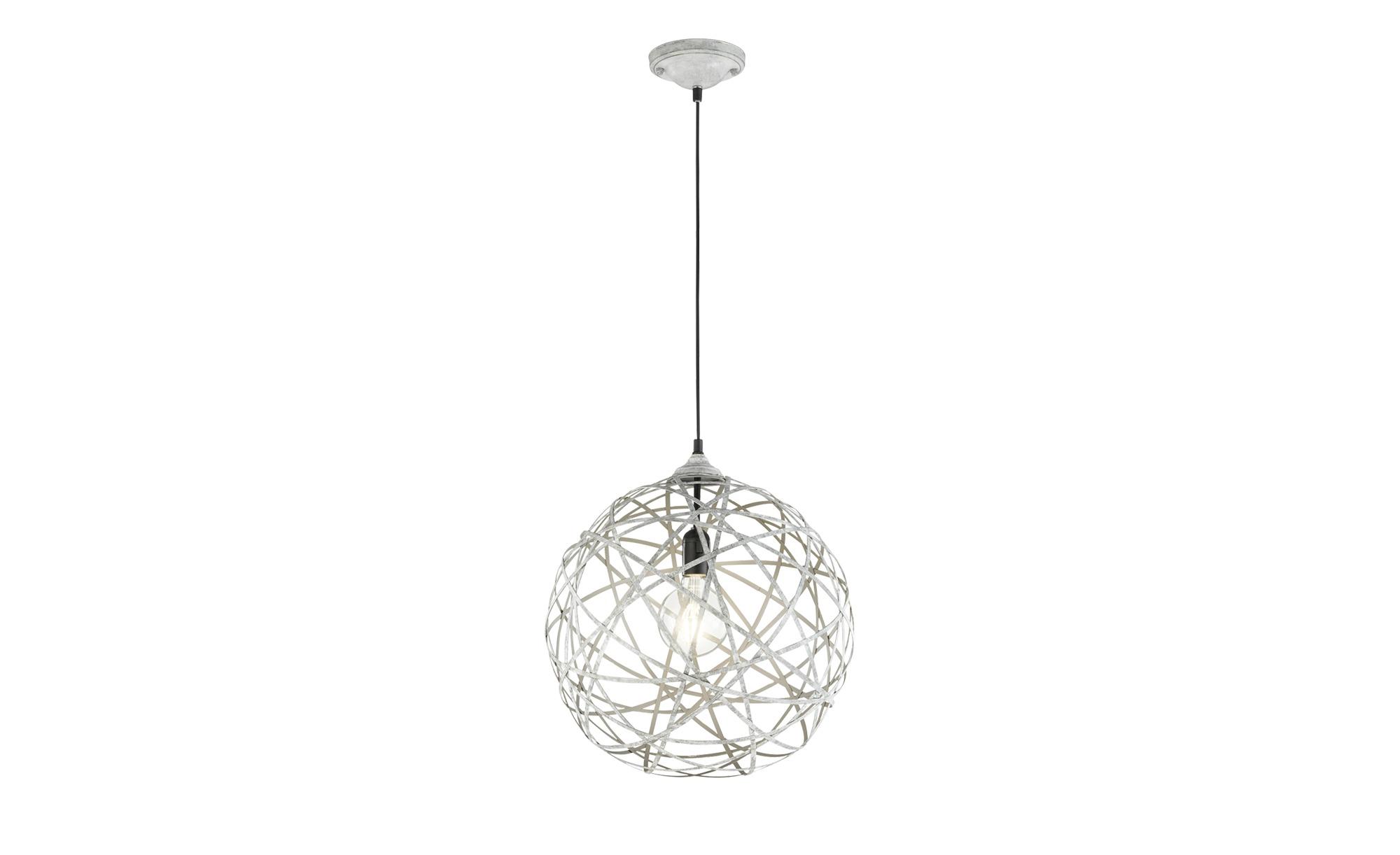 Trio Pendelleuchte, Grau Antik ¦ grauØ: [40.0] Lampen & Leuchten > LED-Leuchten > LED-Pendelleuchten - Höffner
