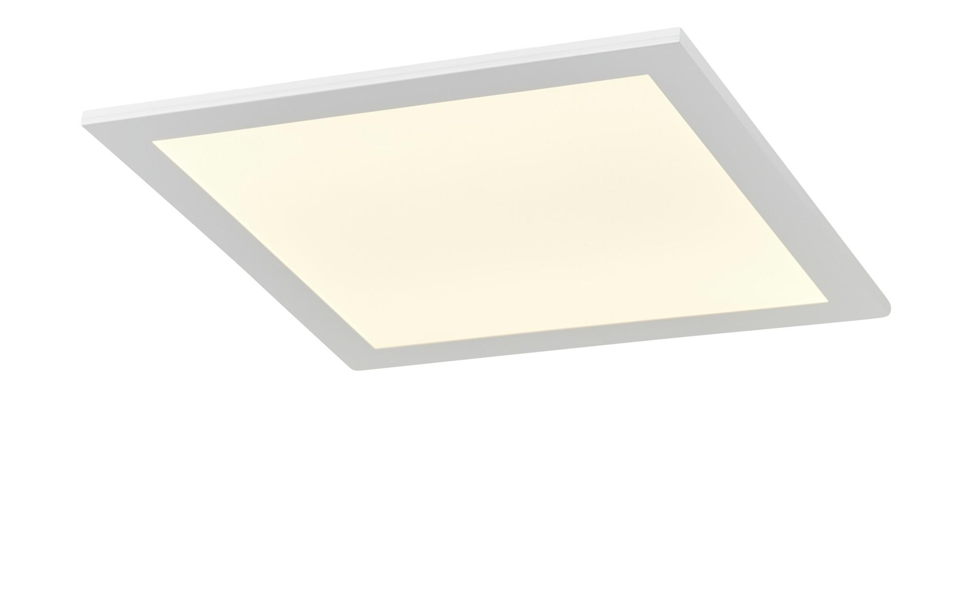Paul Sommerkamp Leuchten LED-Decken-/ Wandleuchte, 1-flammig, weiß ¦ weiß ¦ Maße (cm): B: 30 H: 4,5 Lampen & Leuchten > Innenleuchten > Wandleuchten - Höffner