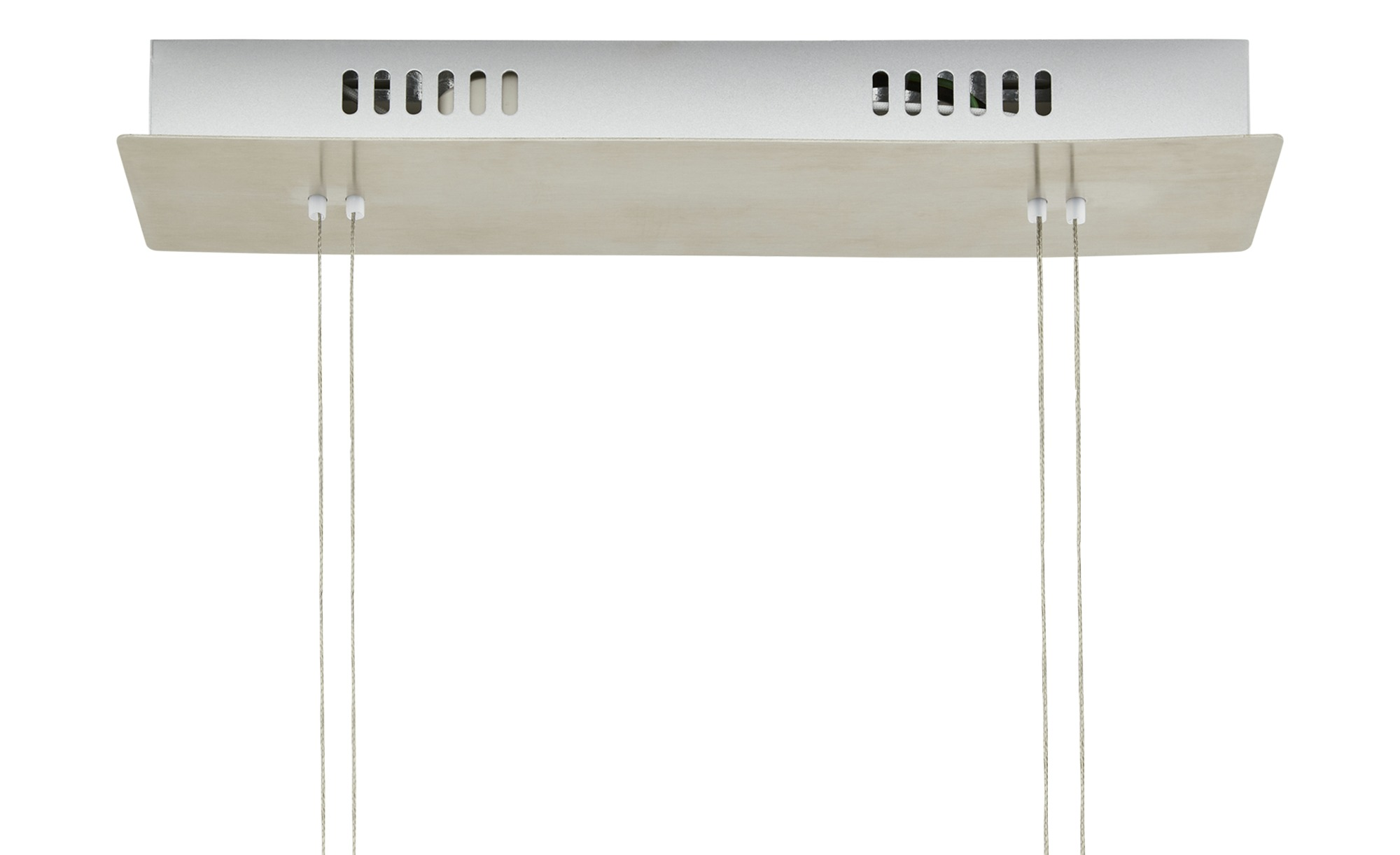 HOME STORY LED-Pendelleuchte, Holz ¦ braun ¦ Maße (cm): B: 3 H: 150 Lampen & Leuchten > LED-Leuchten > LED-Pendelleuchten - Höffner