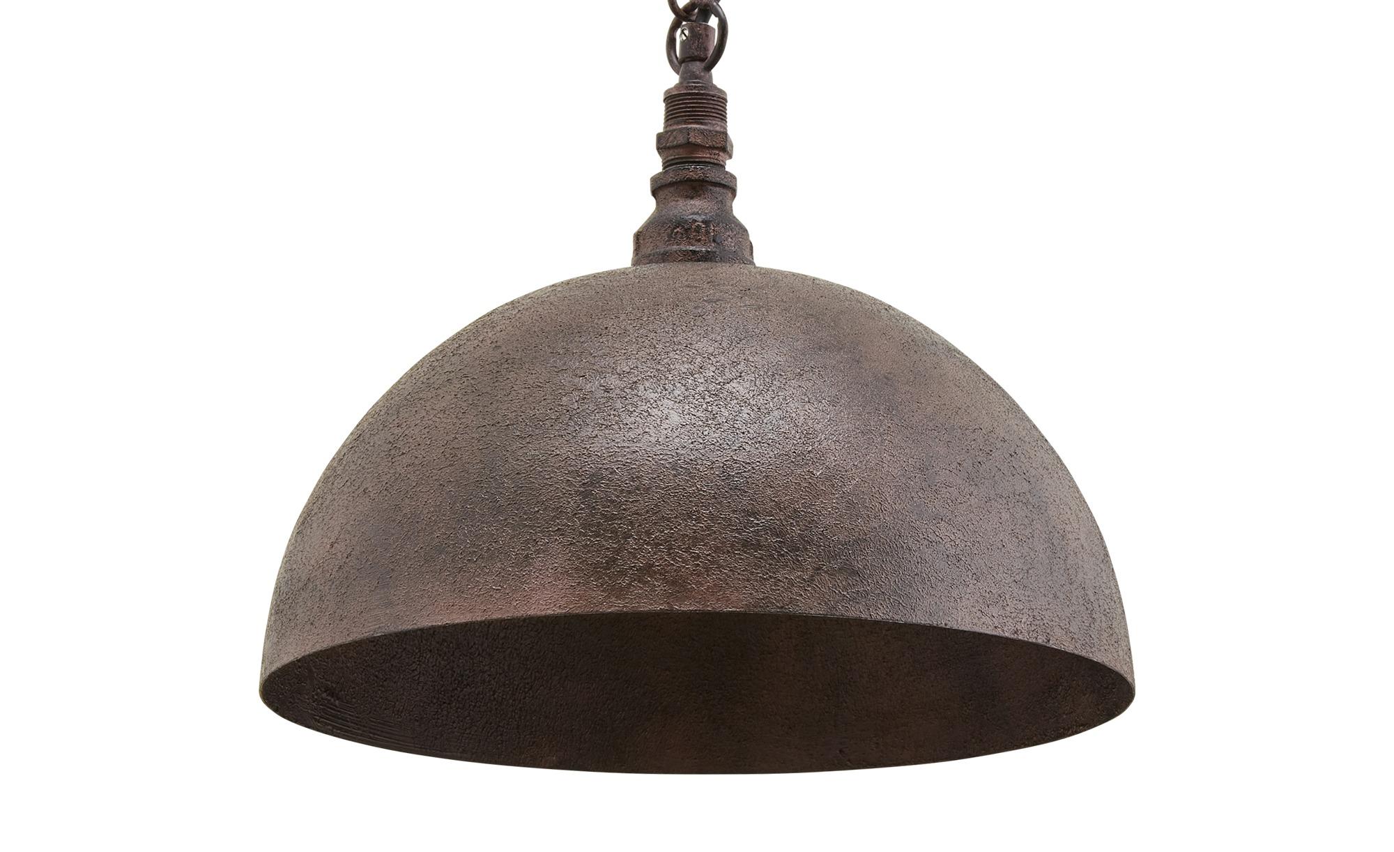 Fischer-Honsel Pendelleuchte, 1-flammig ¦ braun ¦ Maße (cm): B: 35 H: 140 Lampen & Leuchten > Innenleuchten > Pendelleuchten - Höffner