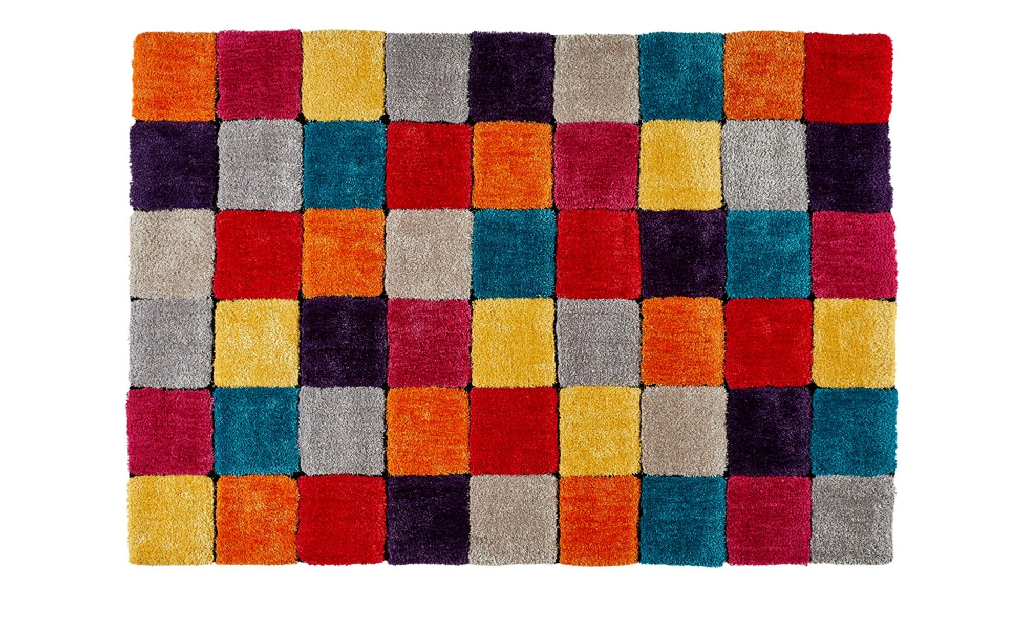 Tom Tailor Handtuft-Teppich  Soft Box ¦ mehrfarbig ¦ 100 % Polypropylen ¦ Maße (cm): B: 140 Teppiche > Wohnteppiche - Höffner