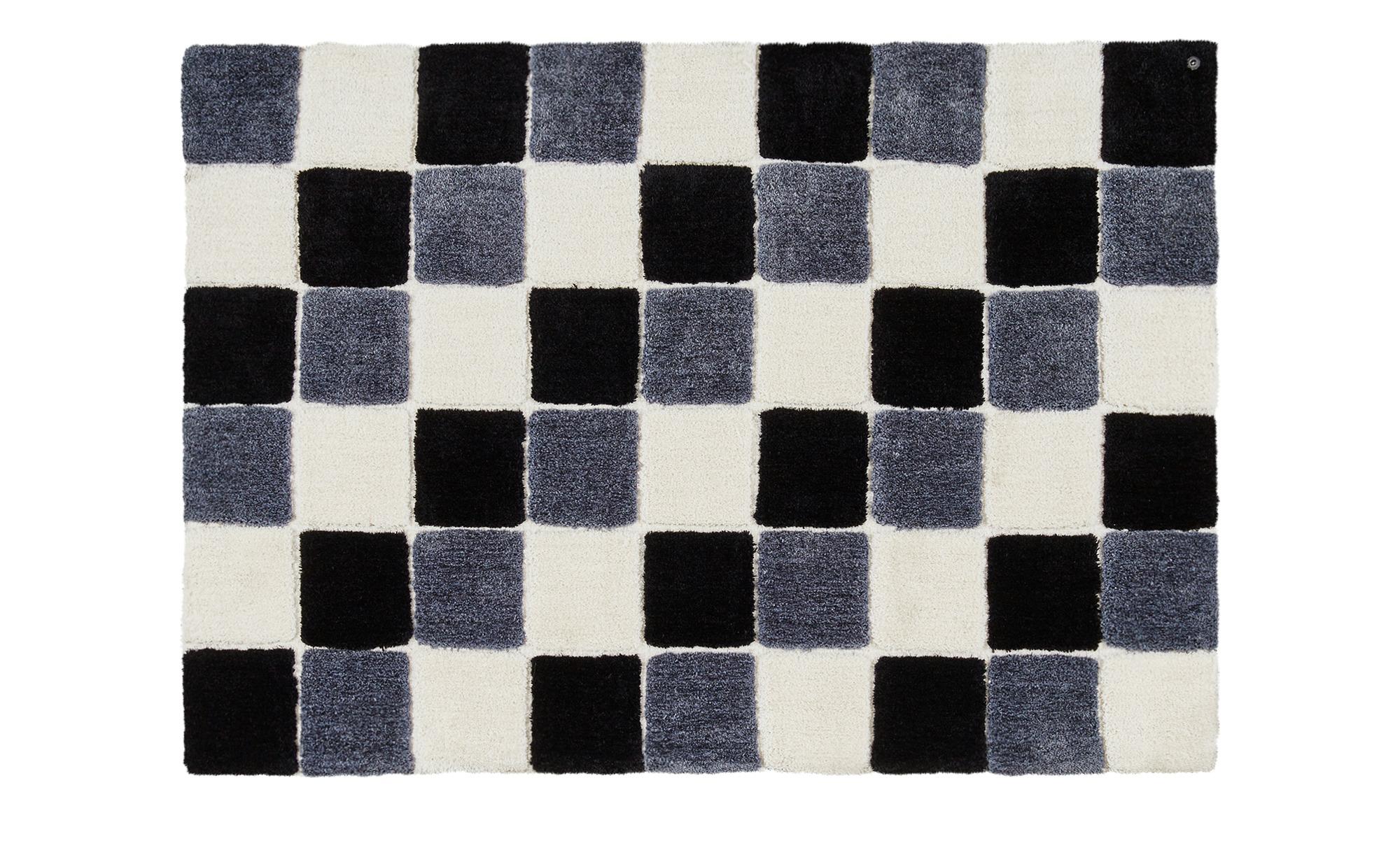 Tom Tailor Handtuft-Teppich  Soft Box ¦ grau ¦ 100 % Polypropylen ¦ Maße (cm): B: 140 Teppiche > Wohnteppiche - Höffner