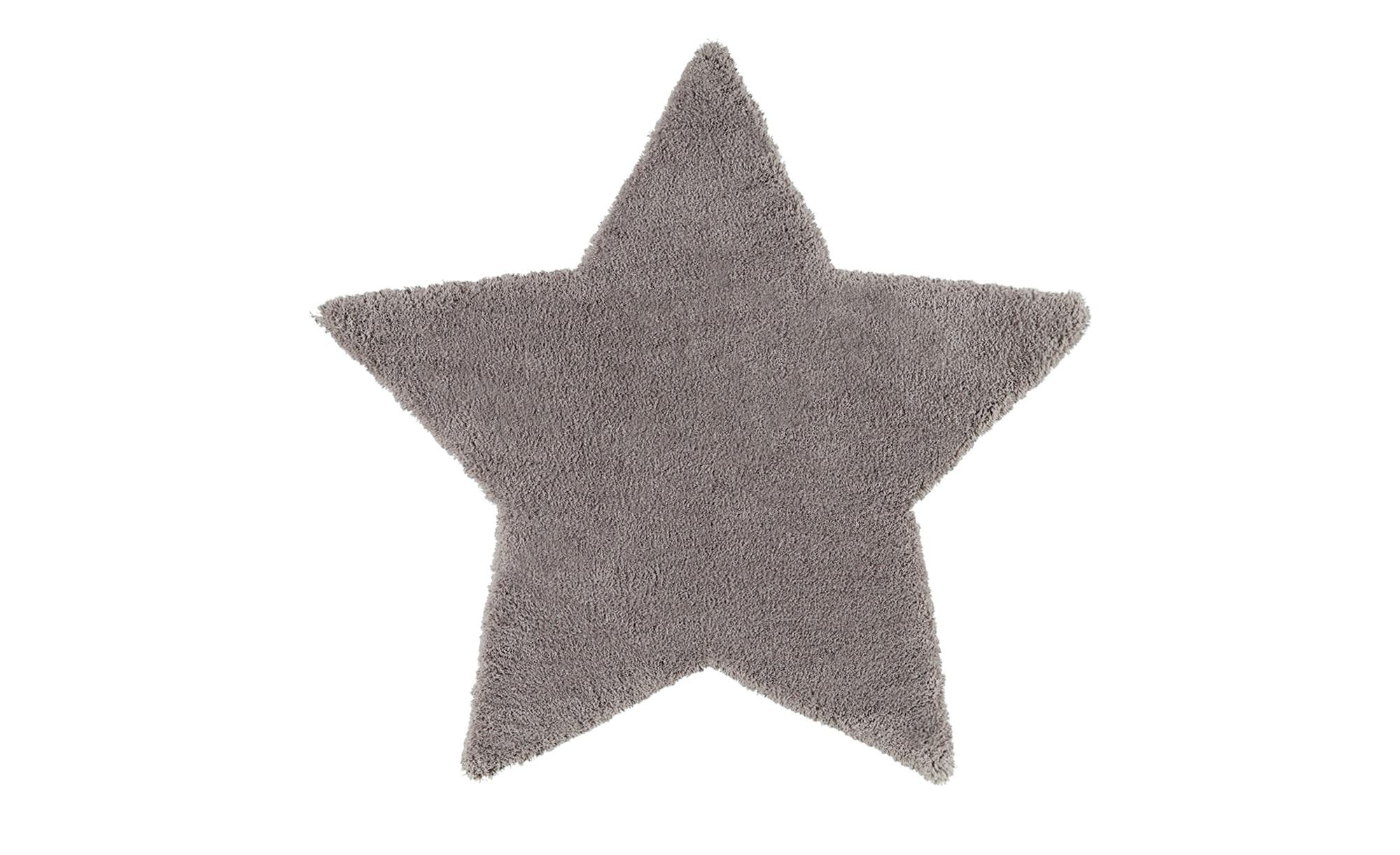 for friends Handtuft-Teppich  Trendy ¦ silber ¦ 100 % Polypropylen ¦ Maße (cm): B: 100 Teppiche > Wohnteppiche - Höffner