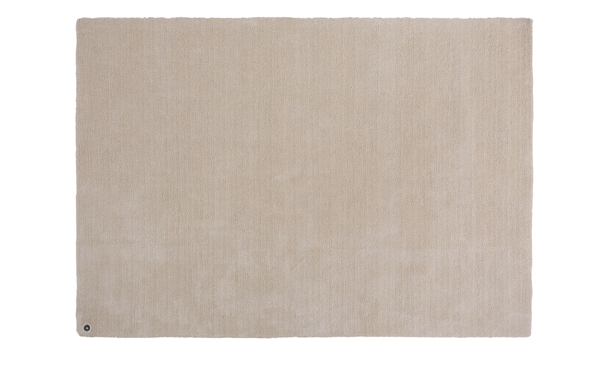 Tom Tailor Handtuft-Teppich  Powder ¦ beige ¦ 100 % Polyester ¦ Maße (cm): B: 50 Teppiche > Auslegware - Höffner