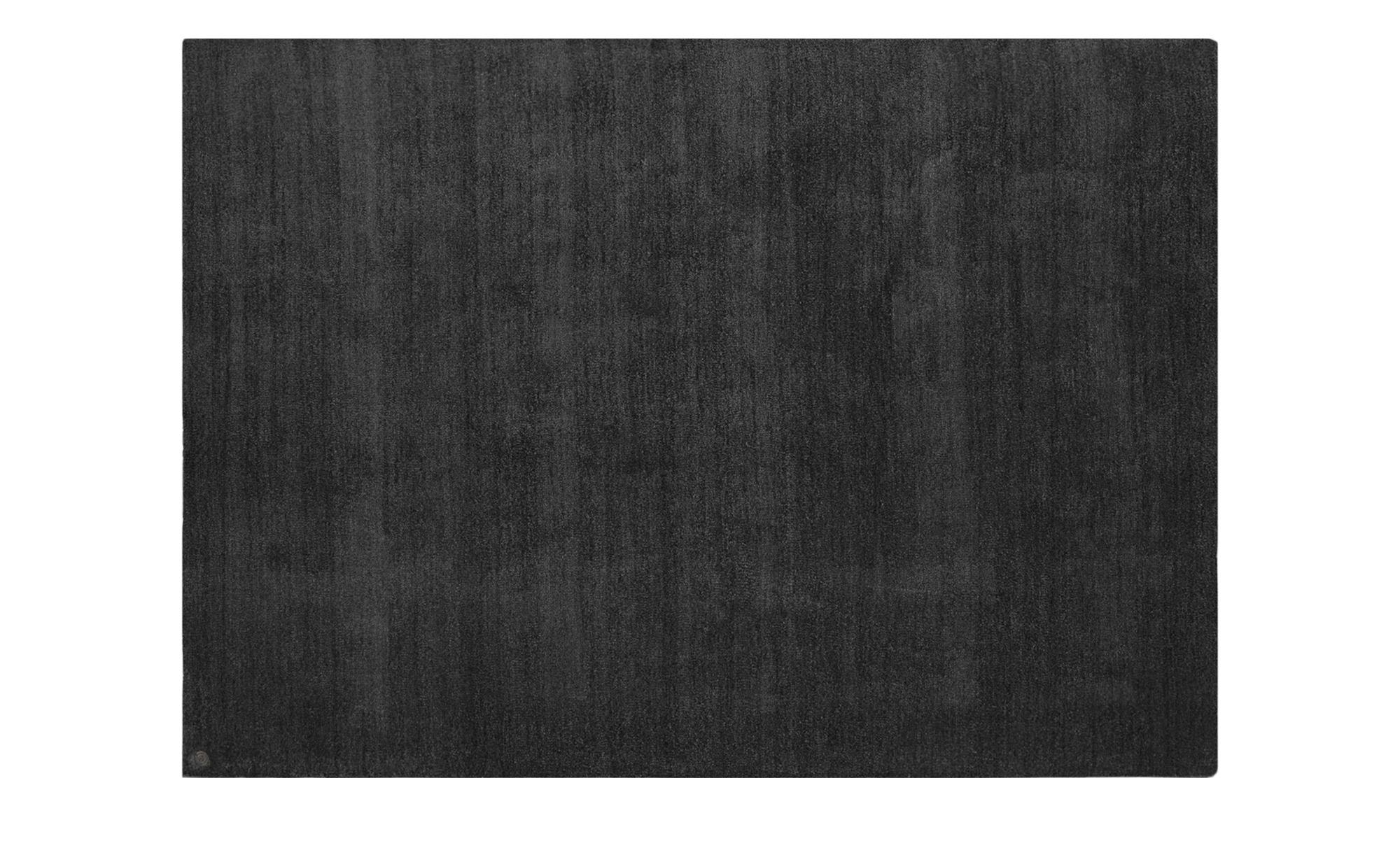 Tom Tailor Handtuft-Teppich  Powder ¦ schwarz ¦ 100 % Polyester ¦ Maße (cm): B: 65 Teppiche > Wohnteppiche - Höffner