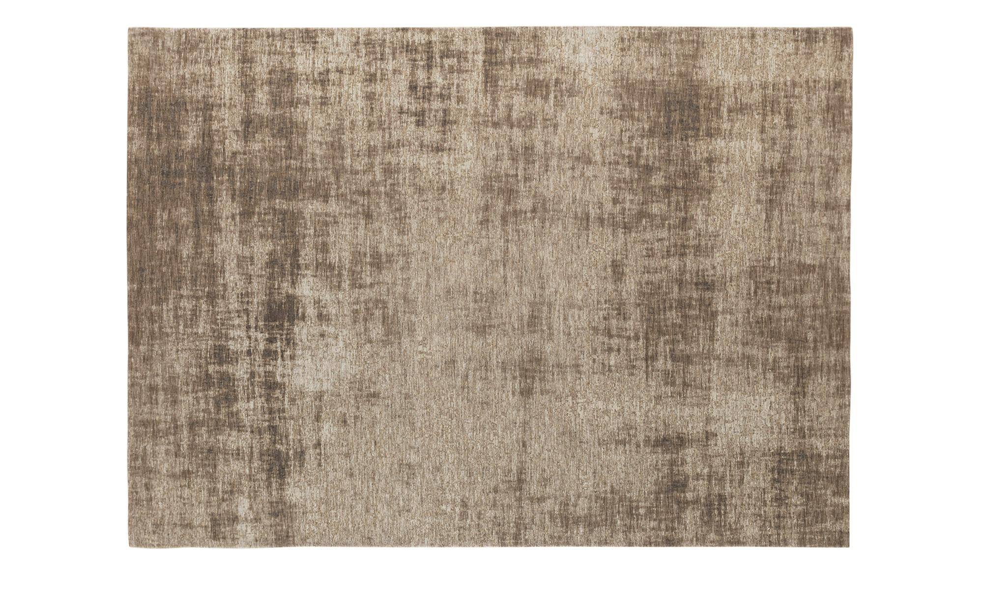 Webteppich  Harmonie ¦ beige ¦ 34% Chenille Acryl, 33% Baumwolle, 33% Polyester ¦ Maße (cm): B: 130 Teppiche > Auslegware - Höffner