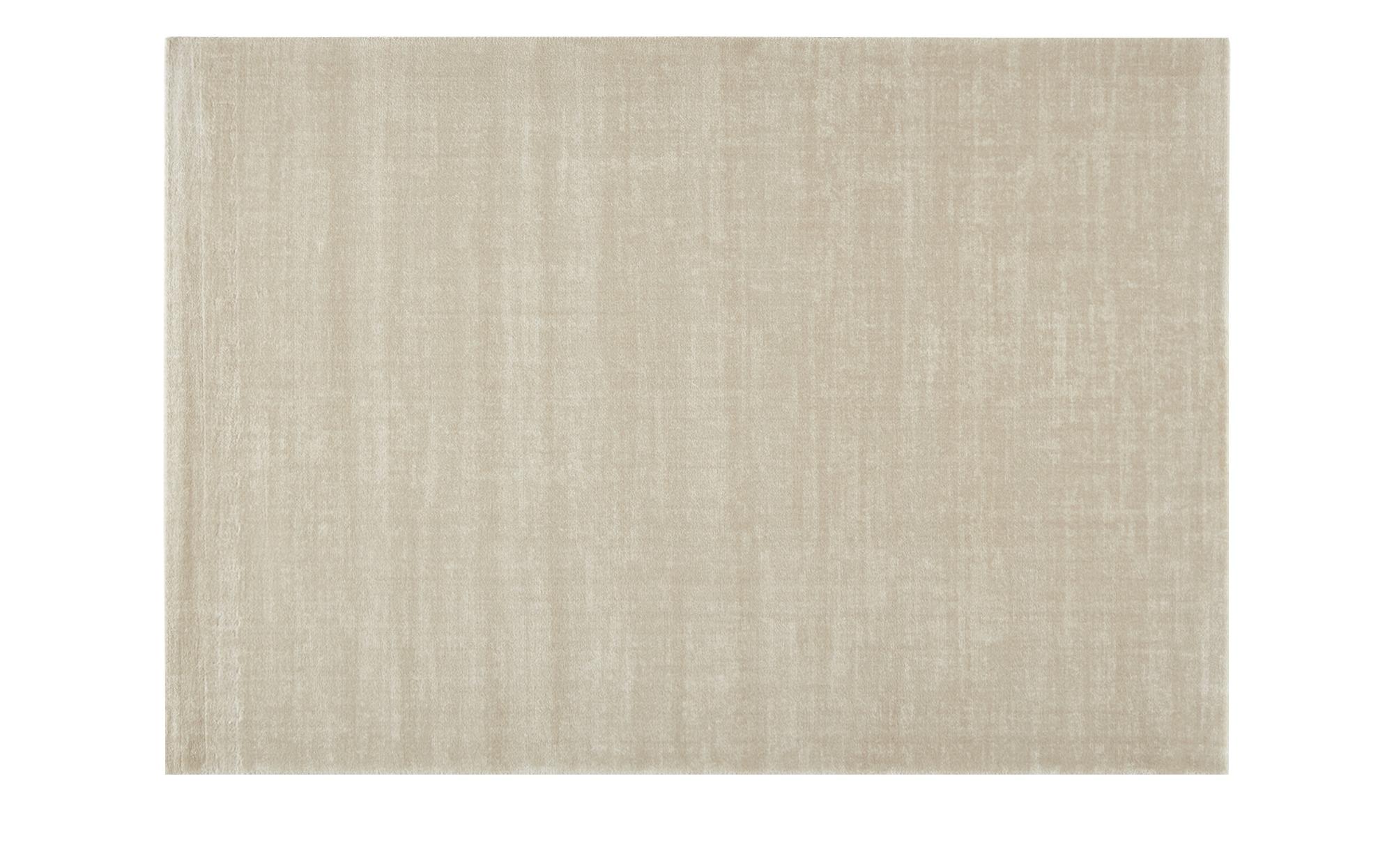 Webteppich  Futuro ¦ beige ¦ 100 % Polypropylen, Synthethische Fasern ¦ Maße (cm): B: 120 Teppiche > Wohnteppiche > Vintage Teppiche - Höffner