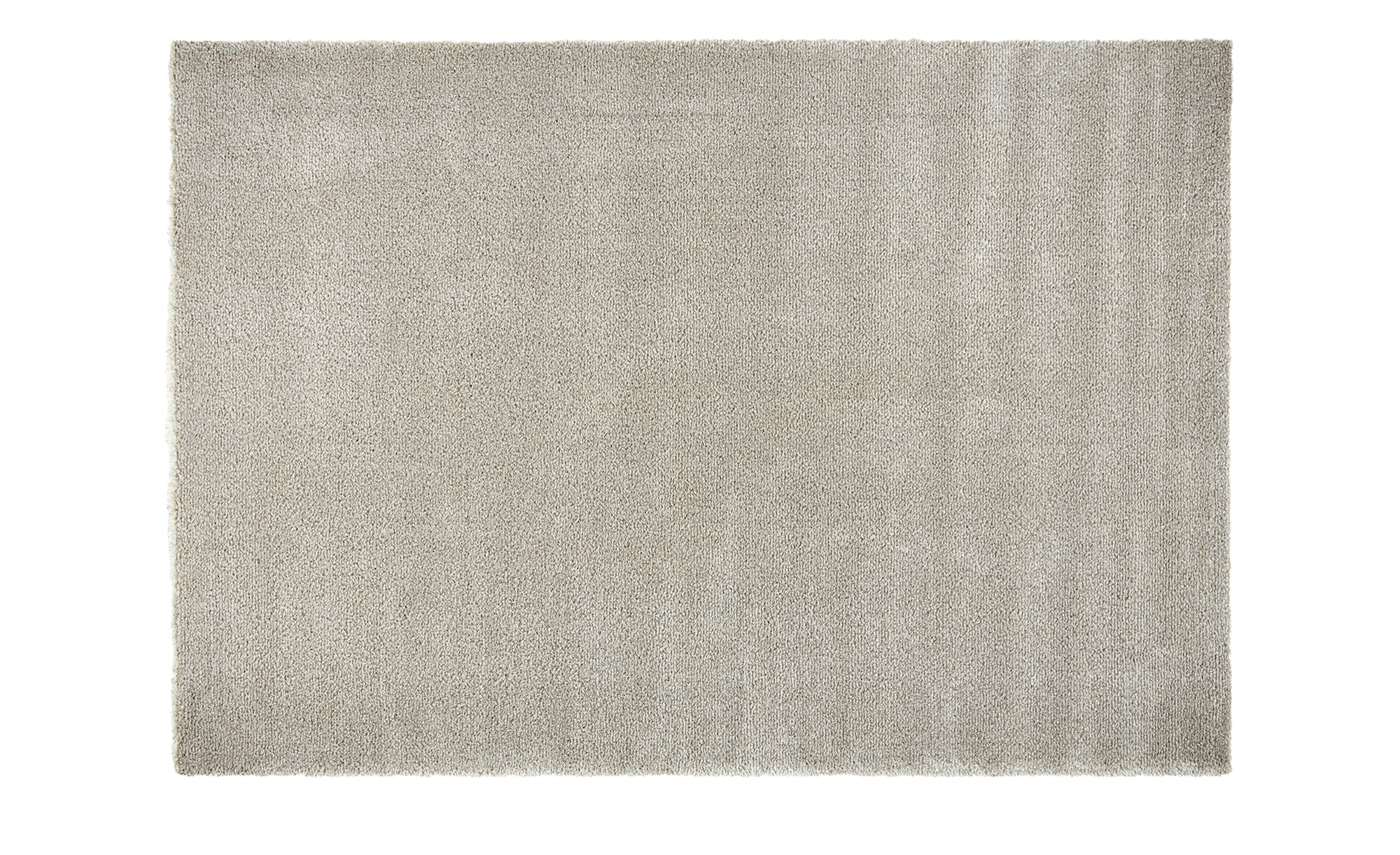 Webteppich  Cavour ¦ grau ¦ 60% Polyester / 40% Polypropylen  ¦ Maße (cm): B: 120 Teppiche > Wohnteppiche - Höffner