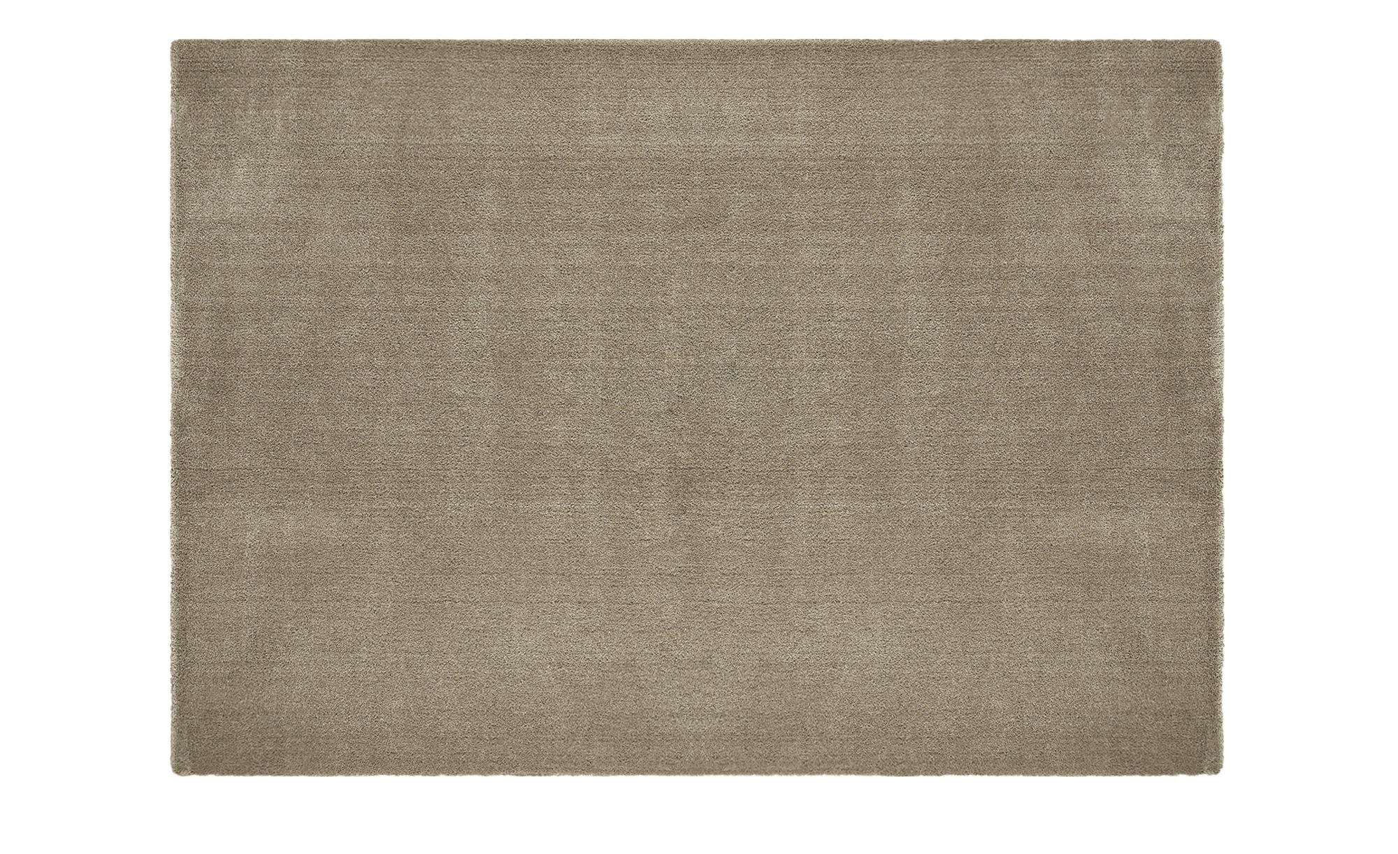 Webteppich  Touch ¦ beige ¦ 100% Polyester ¦ Maße (cm): B: 160 Teppiche > Wohnteppiche - Höffner