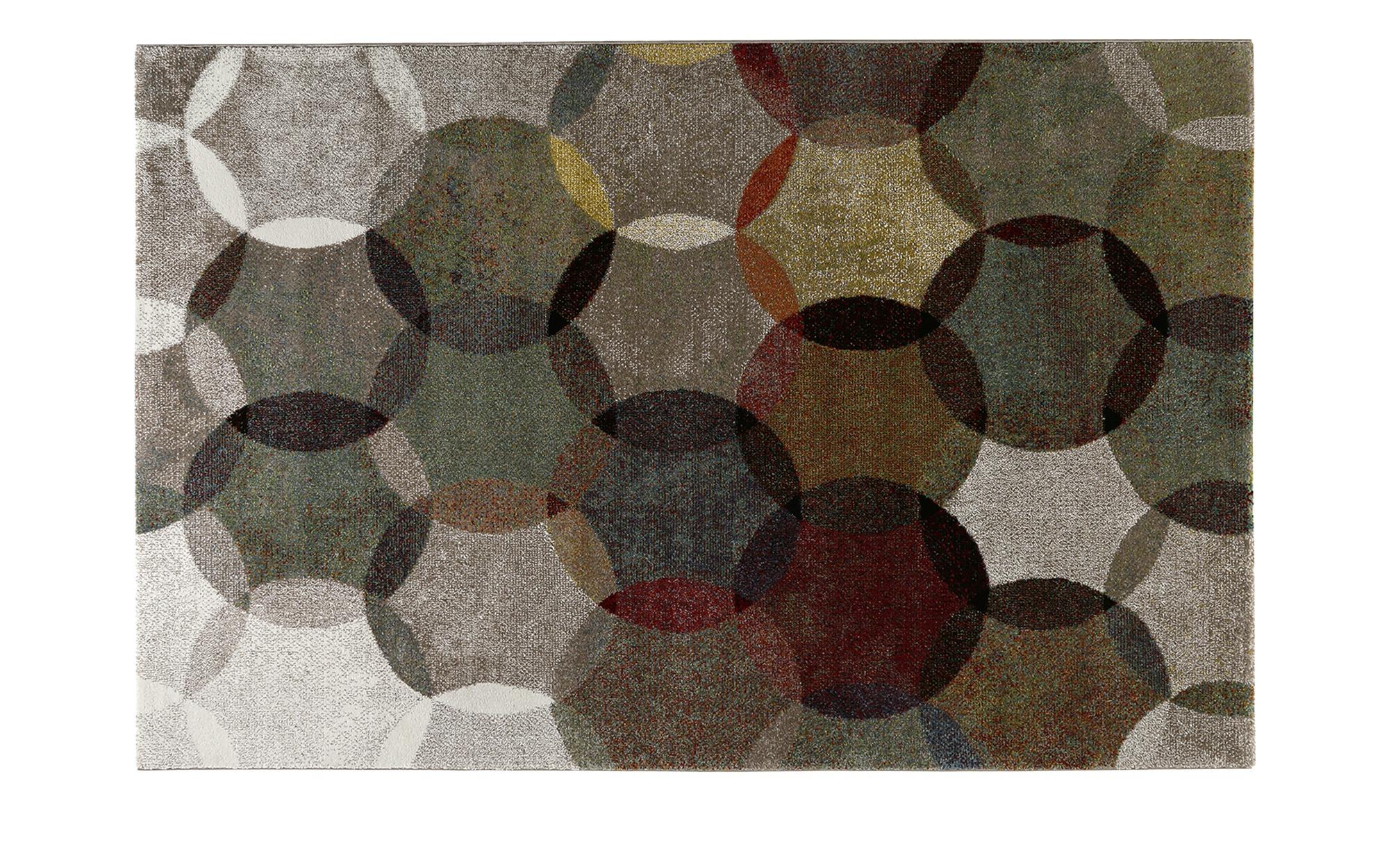 Esprit Webteppich  Modernina ¦ mehrfarbig ¦ 100 % Polypropylen ¦ Maße (cm): B: 160 Teppiche > Wohnteppiche - Höffner