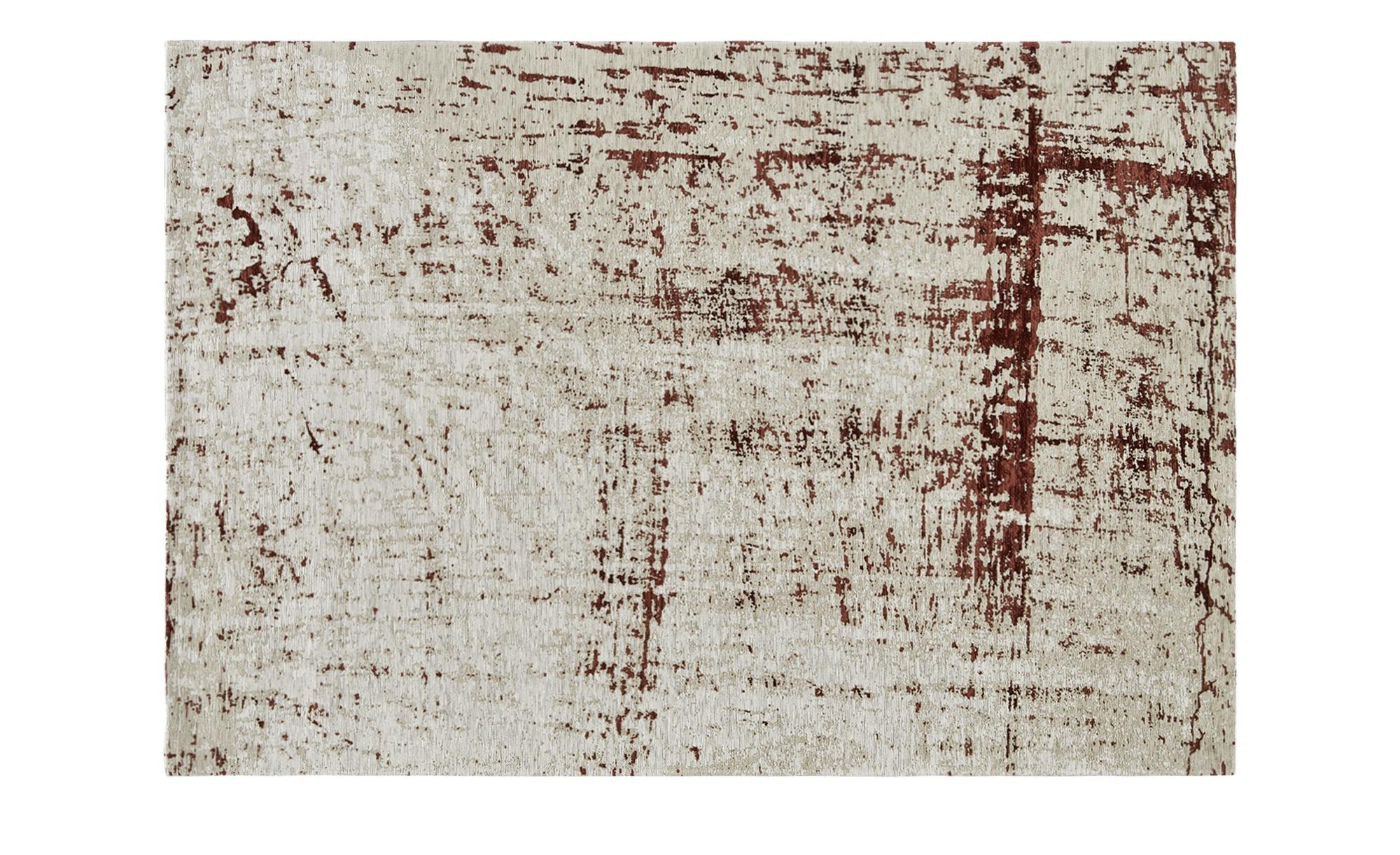 Webteppich  Harmonie 1900 ¦ 34% Chenille Acryl, 33% Baumwolle, 33% Polyester ¦ Maße (cm): B: 80 Teppiche > Wohnteppiche - Höffner