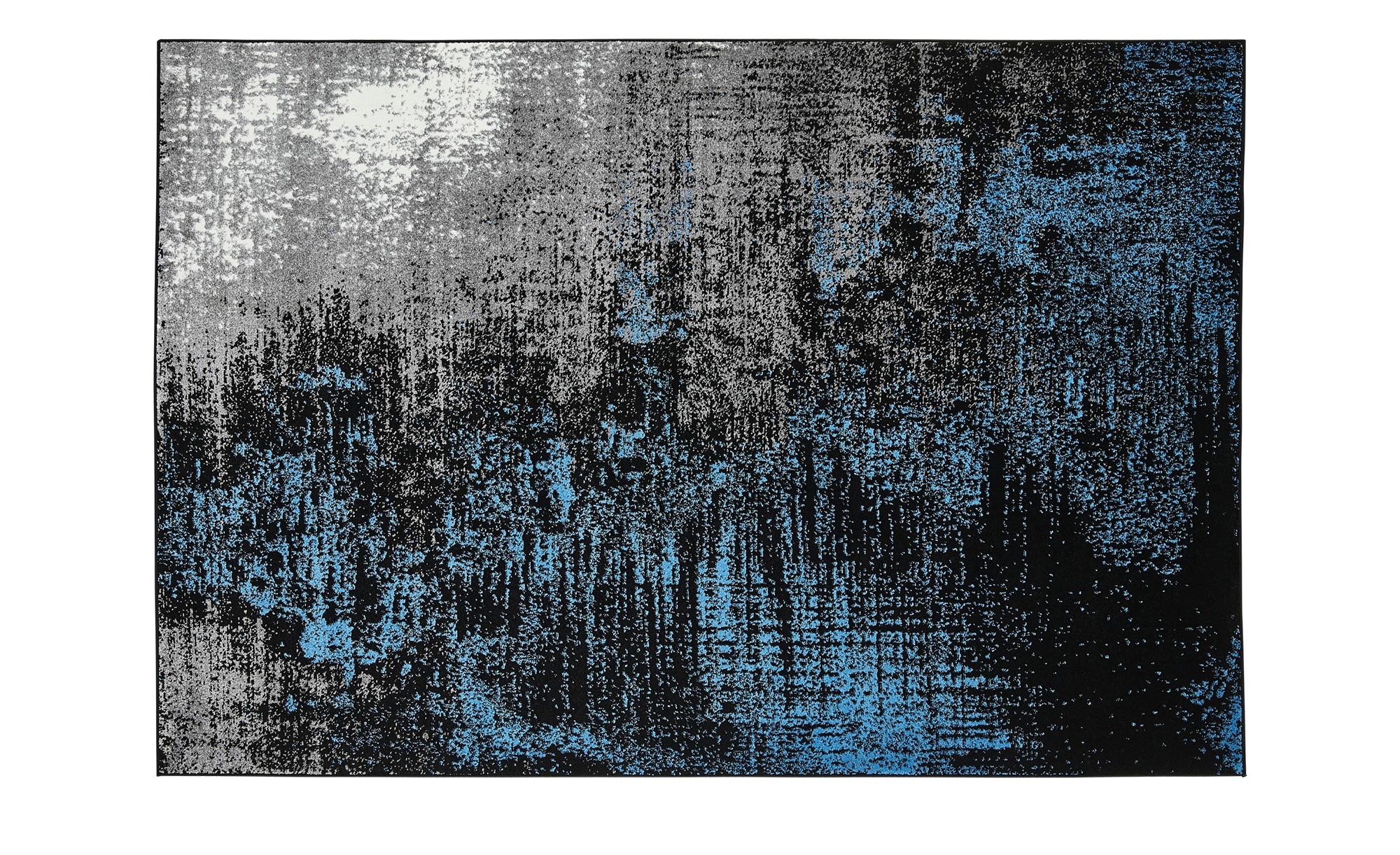 Webteppich  MoveOne ¦ mehrfarbig ¦ 100% Polypropylen ¦ Maße (cm): B: 60 Teppiche > Wohnteppiche - Höffner