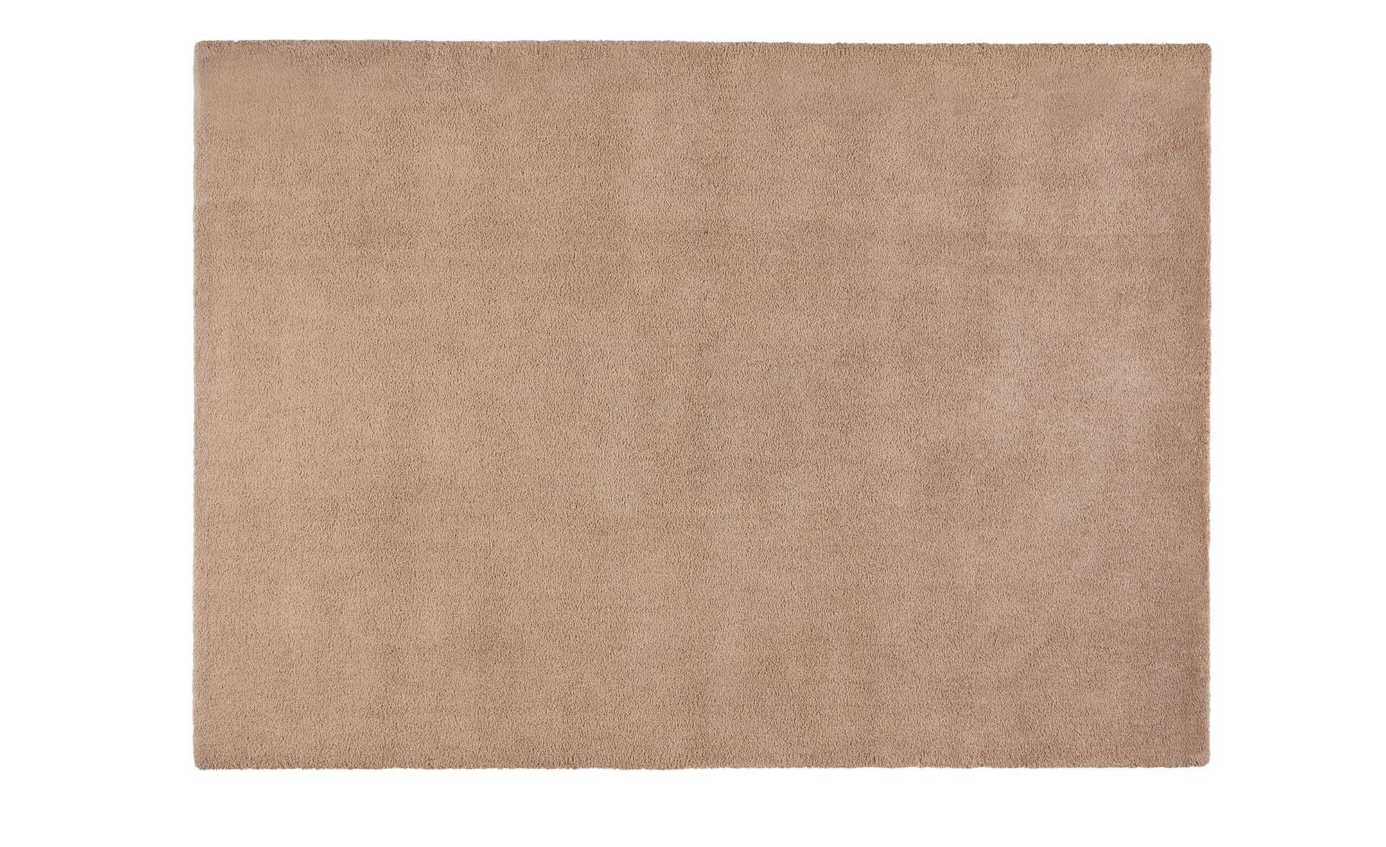 Webteppich  Touch ¦ rosa/pink ¦ 100% Polyester ¦ Maße (cm): B: 160 Teppiche > Wohnteppiche - Höffner