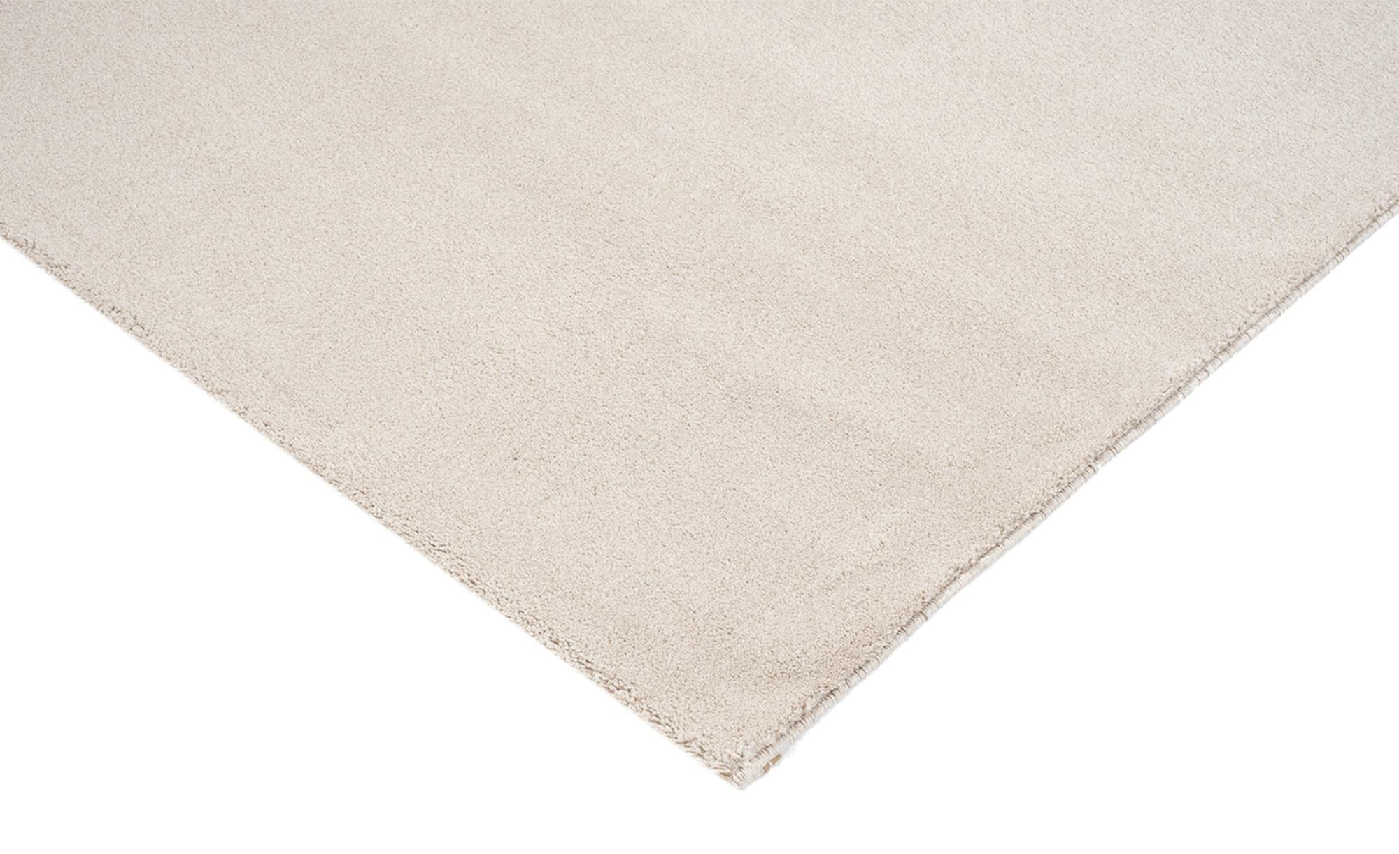 Webteppich  Louvre Melange ¦ beige ¦ 100% Polypropylen ¦ Maße (cm): B: 65 Teppiche > Wohnteppiche - Höffner