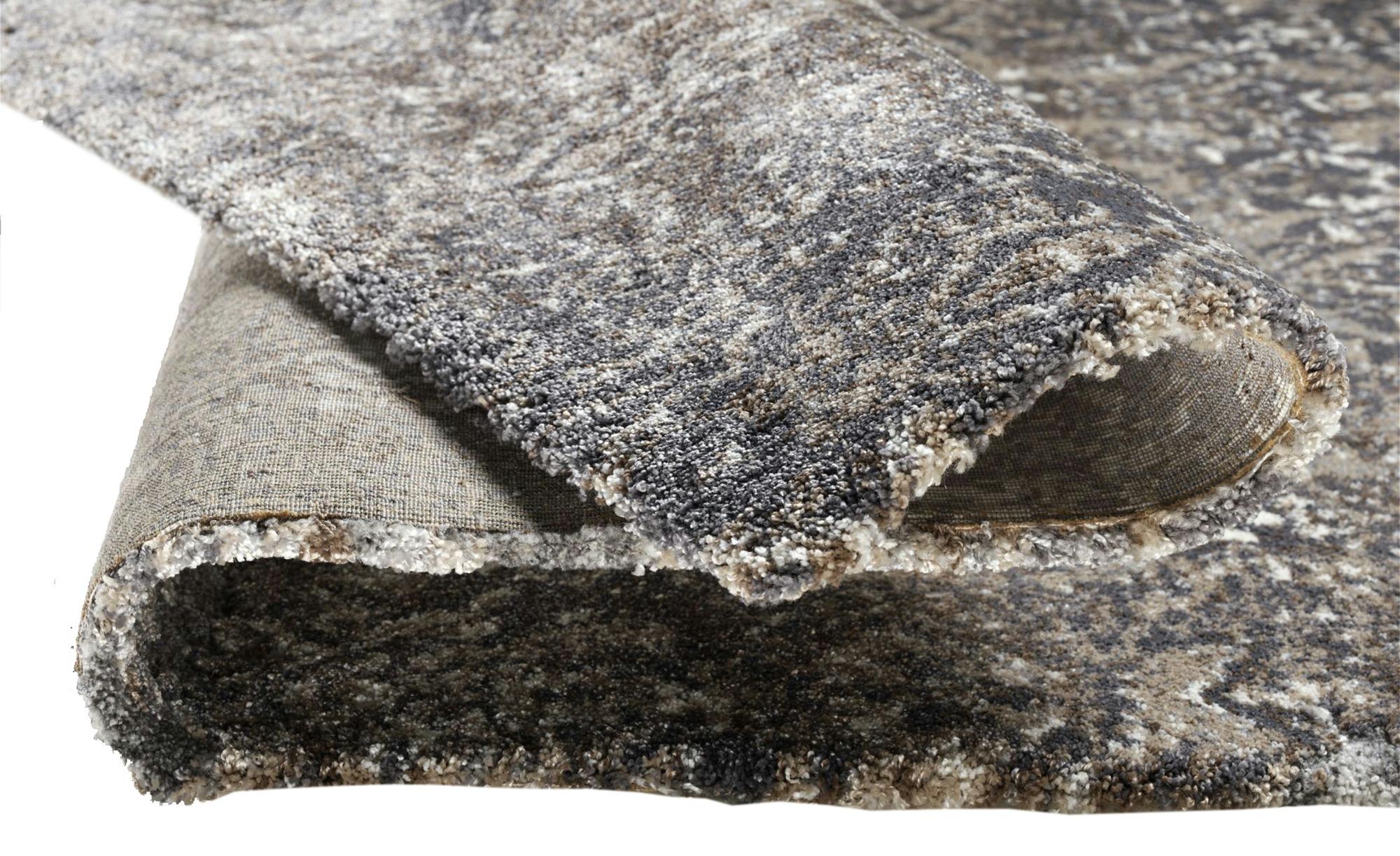 Webteppich  Juwel Silenta ¦ braun ¦ Maße (cm): B: 120 Teppiche > Wohnteppiche - Höffner | Heimtextilien > Teppiche | Braun | Möbel Höffner DE