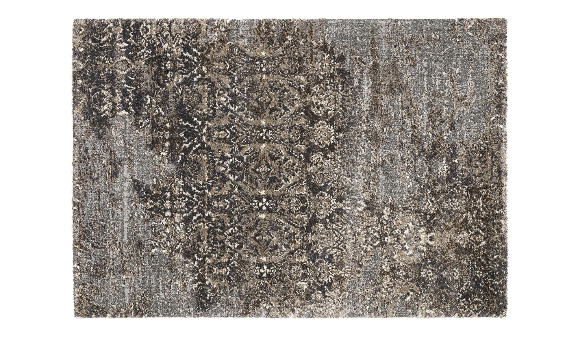 Webteppich  Juwel Silenta ¦ braun ¦ Maße (cm): B: 160 Teppiche > Wohnteppiche - Höffner