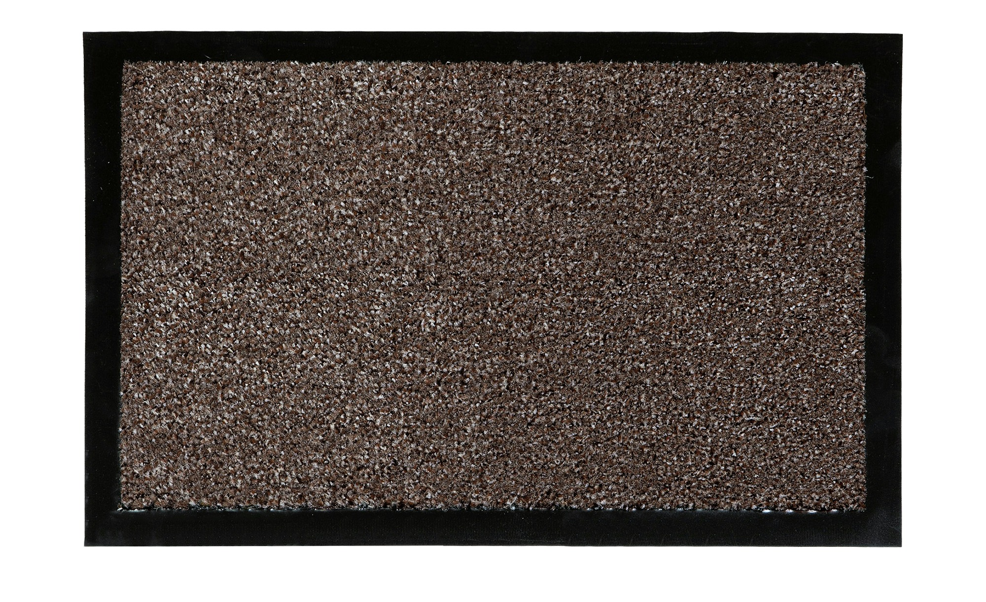 Fußmatte  Granat ¦ braun ¦ Synthethische Fasern, 100% Polypropylen ¦ Maße (cm): B: 40 Teppiche > Fußmatten & Stufenmatten - Höffner